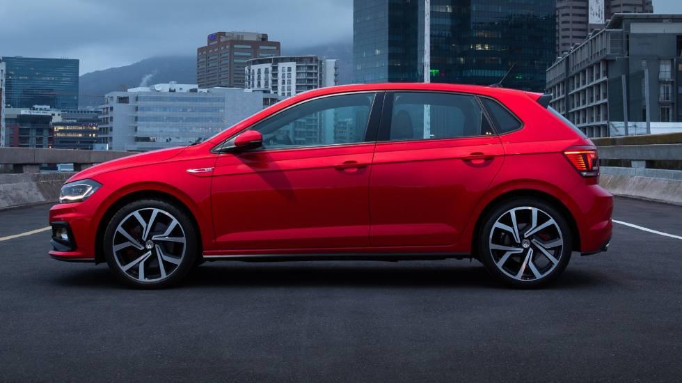 Περισσότερη δύναμη για το νέο VW Polo GTI