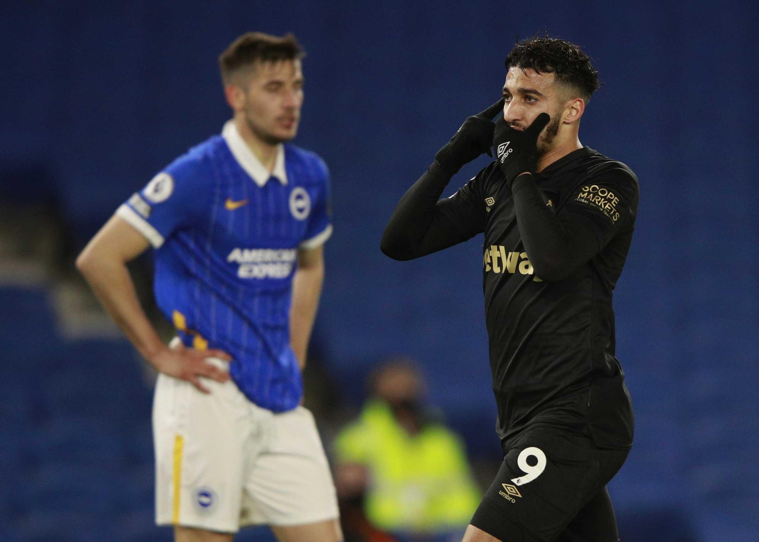 Premier League: «Κόλλησε» η Γουέστ Χαμ και κινδυνεύει να χάσει την Ευρώπη