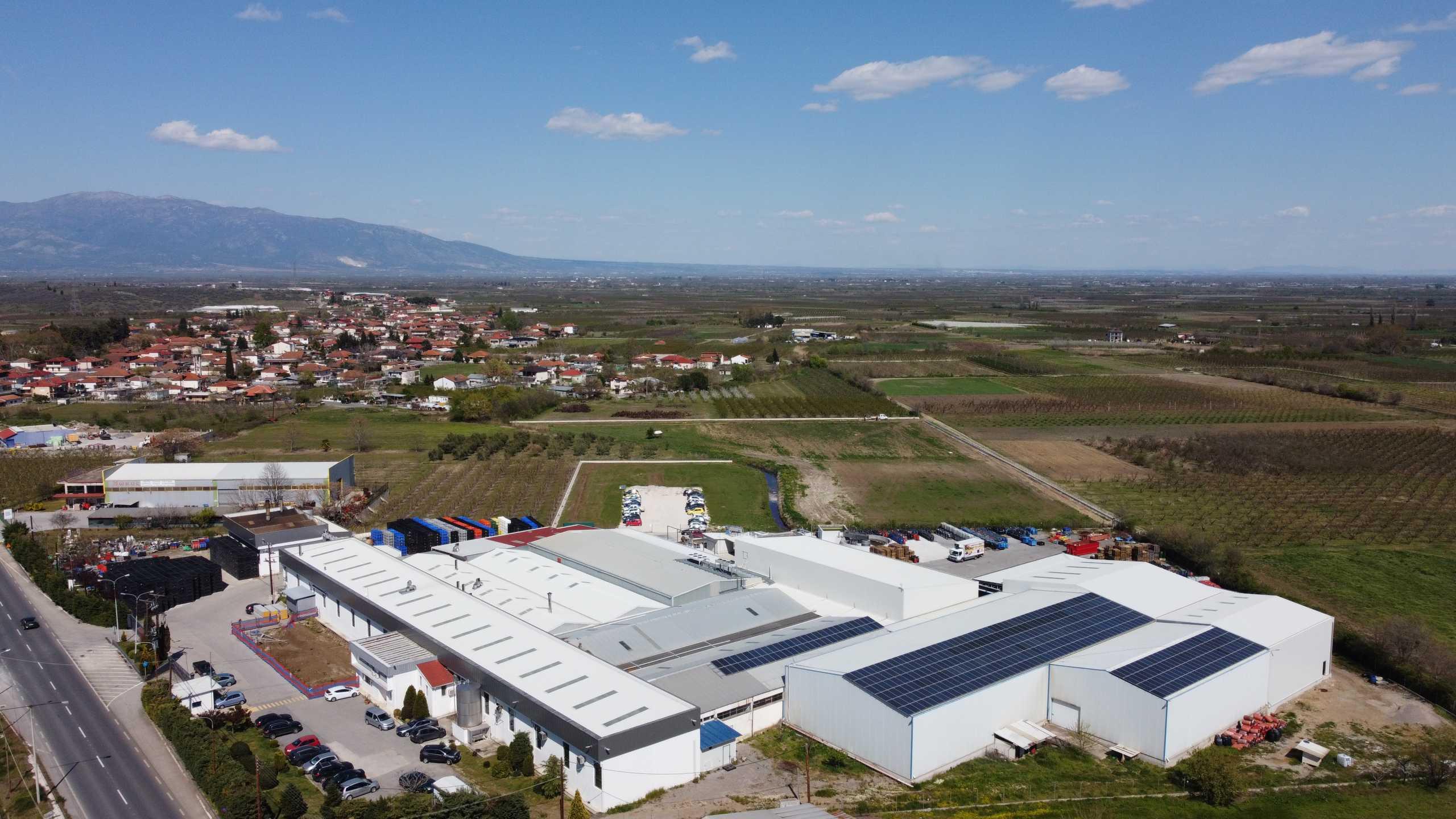 Χαλβατζής Μακεδονική: Νέα επένδυση για επέκταση της παραγωγής αγροτικών και παραδοσιακών προϊόντων