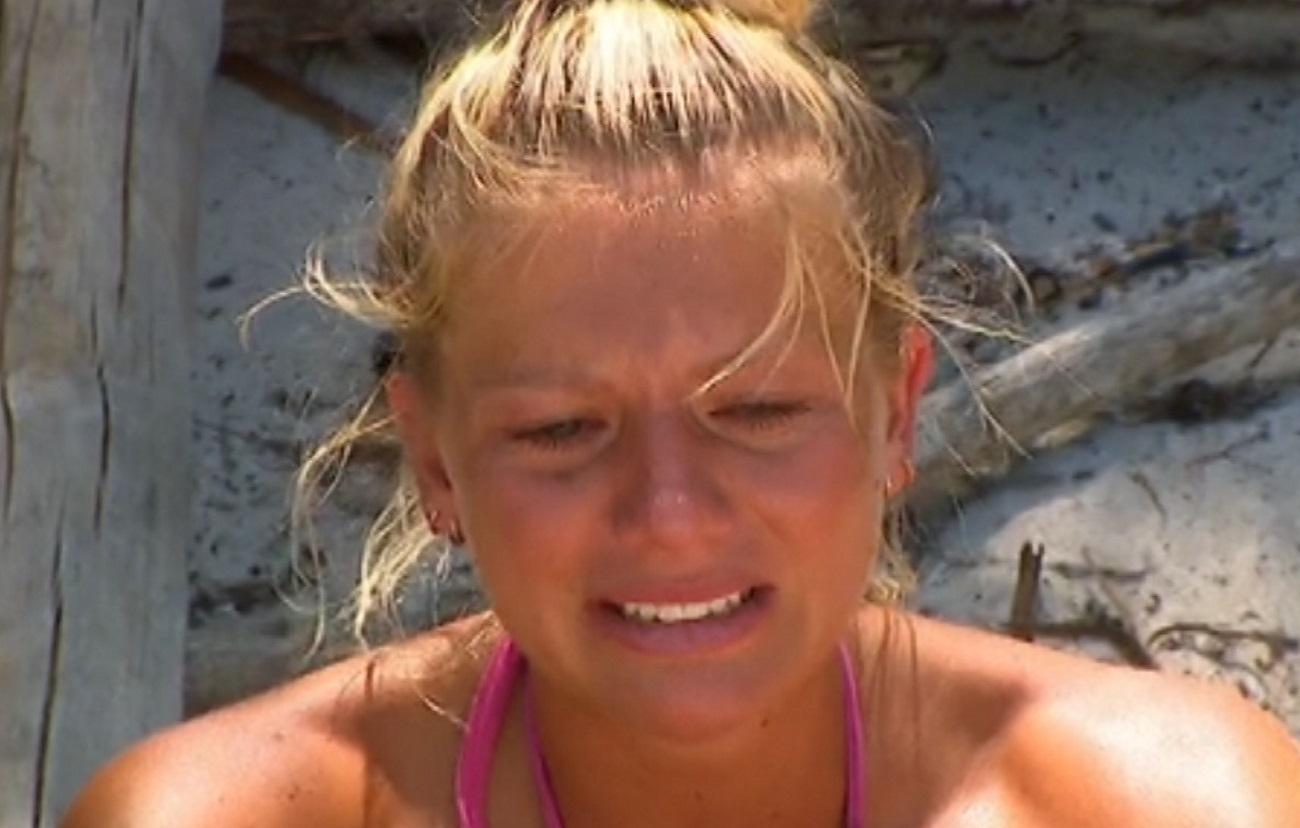 "Survivor: Ξέσπασε σε κλάματα η Ελένη Χαμπέρη – ""Ήταν πολύ ειρωνικός, το περίμενα"""