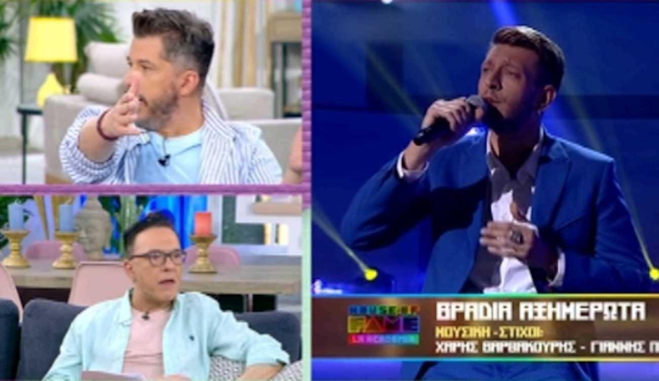 """Χάρης Βαρθακούρης: """"Κατακεραύνωσε"""" παίκτη από το House of fame"""