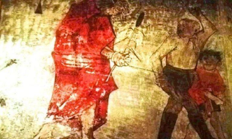 Τι σχέση έχει η Πρωτομαγιά με την εικόνα που ο Χίτλερ βασανίζει τον Χριστό;