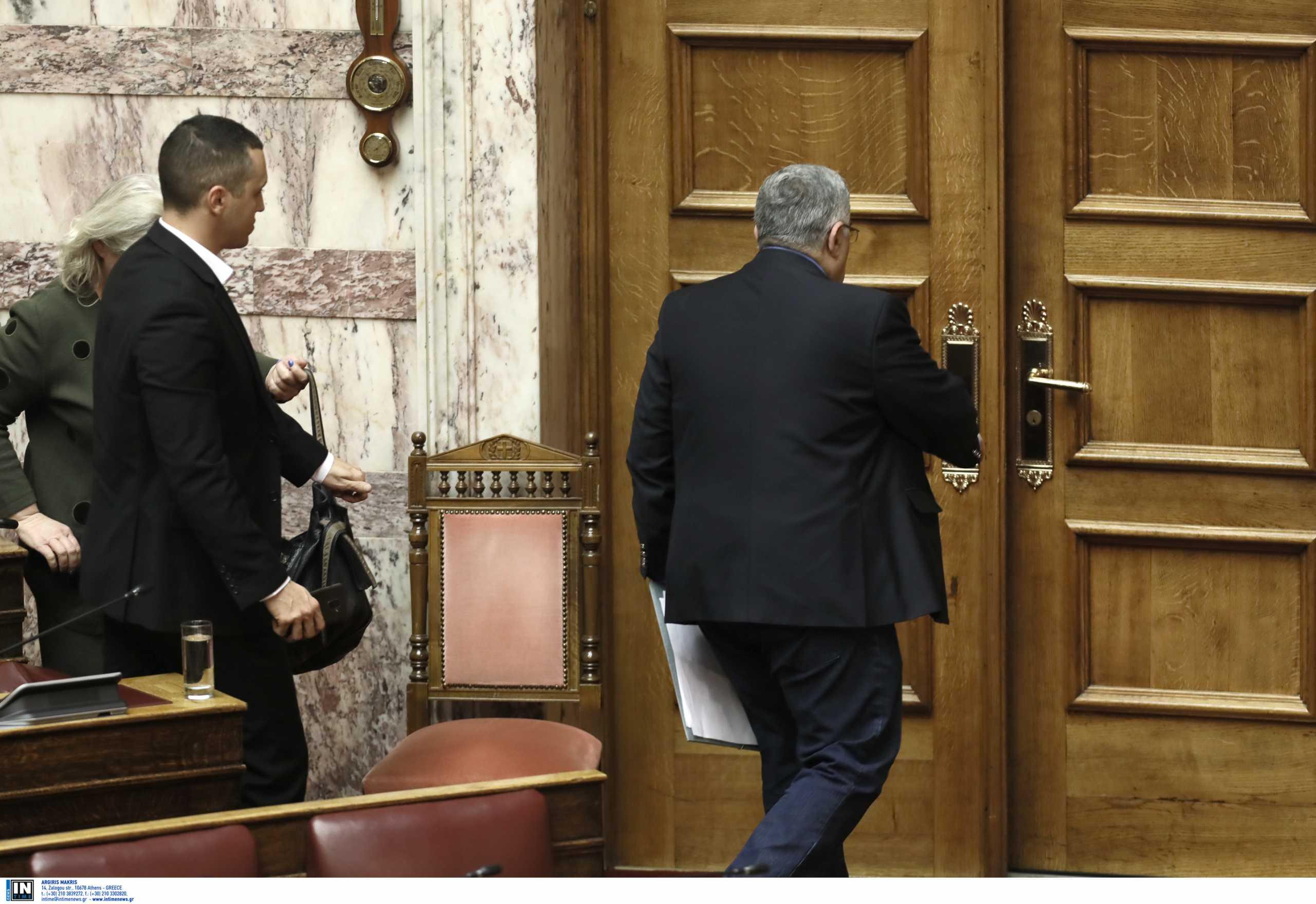 Τροπολογία Βορίδη για την στέρηση των πολιτικών δικαιωμάτων των καταδικασθέντων της Χρυσής Αυγής