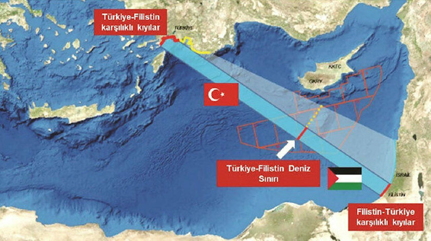 Παλαιστινιακή Αρχή: Απορρίπτει κατηγορηματικά τα σενάρια καθορισμού ΑΟΖ με την Τουρκία