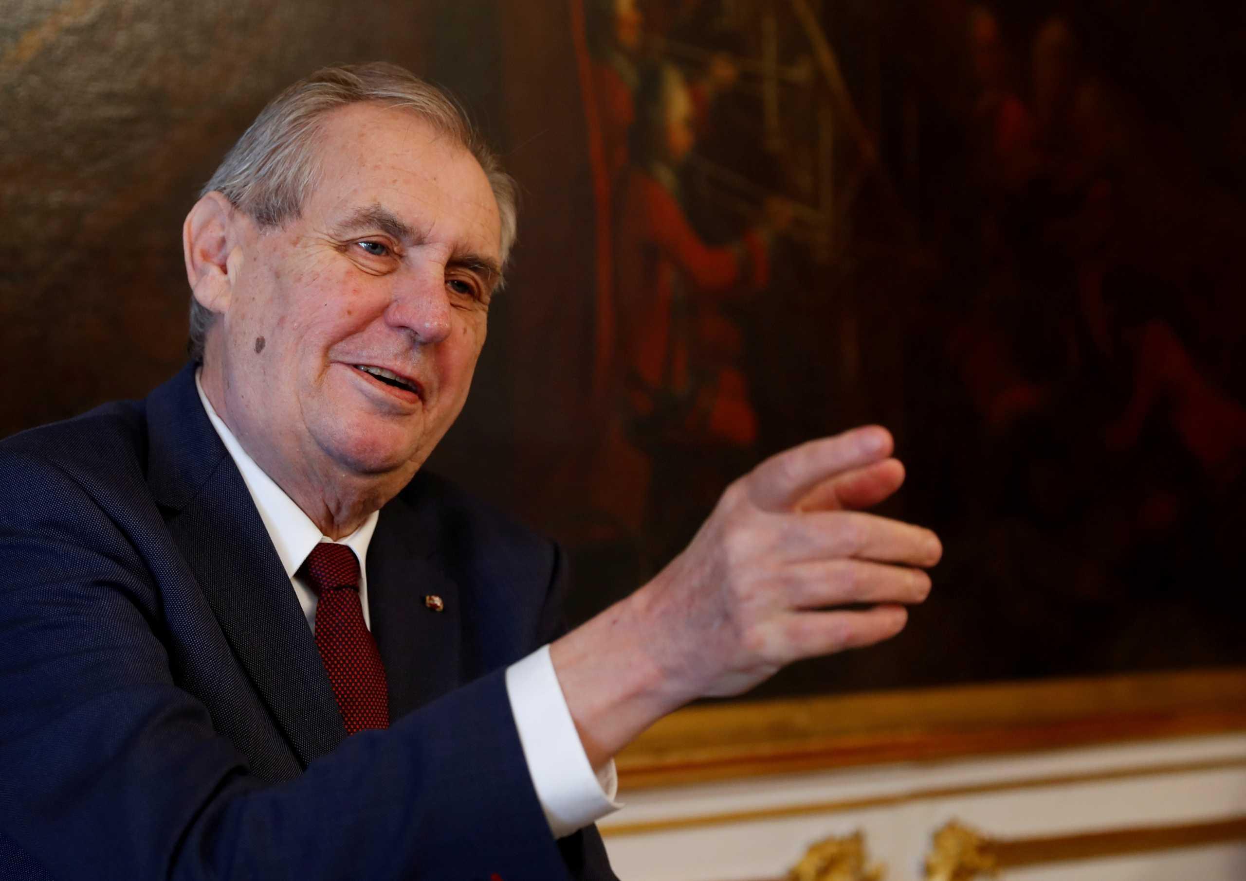 Ο πρόεδρος της Τσεχίας ζήτησε συγγνώμη για το βομβαρδισμό της Γιουγκοσλαβίας