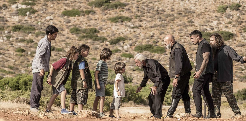 Κομάντα και Δράκοι: Στα γυρίσματα της νέας σειράς του Θοδωρή Παπαδουλάκη (pics)