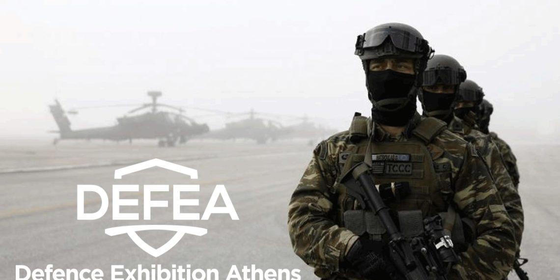 DEFEA: Η ελληνική αμυντική βιομηχανία δίνει «ηχηρό παρών» στην διεθνή έκθεση