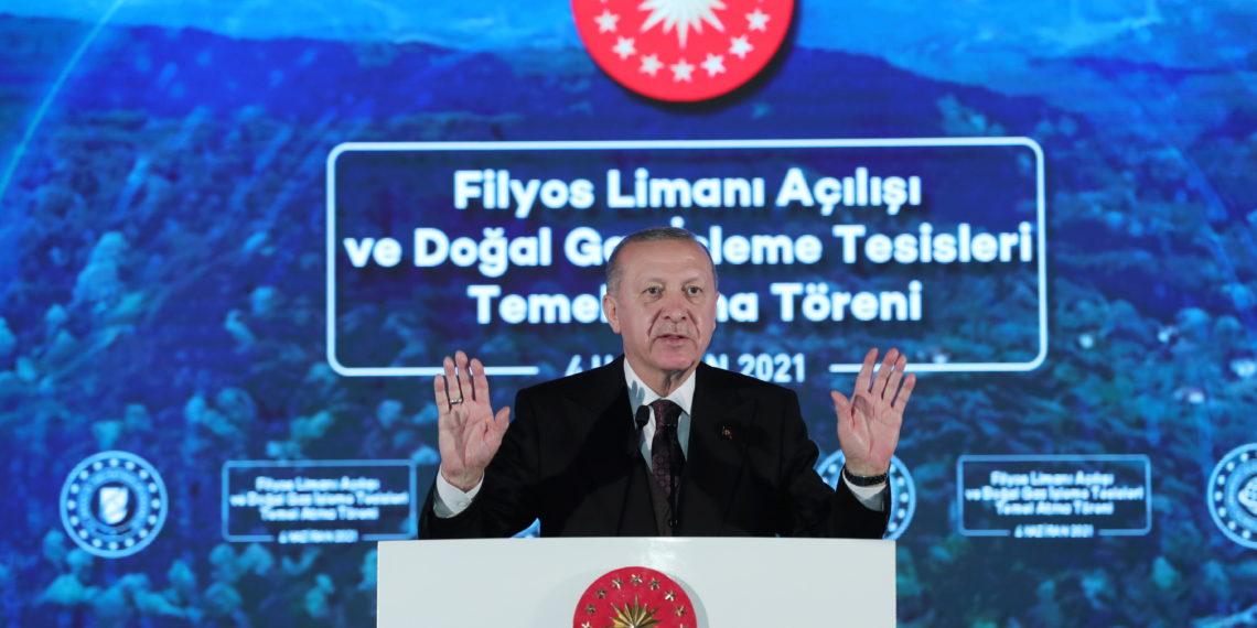 Η νέα μνημειώδης γκάφα του Ερντογάν με τα εμβόλια για τον κορονοϊό