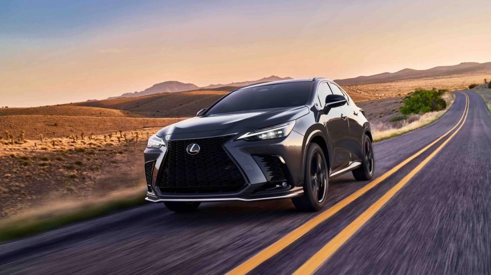 Η Lexus παρουσίασε το νέο NX, το πρώτο plug-in hybrid μοντέλο της! (video)