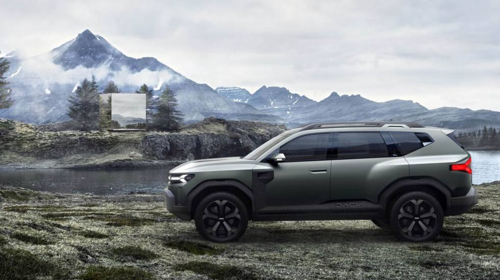 Dacia: Μία μικρή αυτοκινητική μάρκα που κοιτάζει ψηλά! (pics)