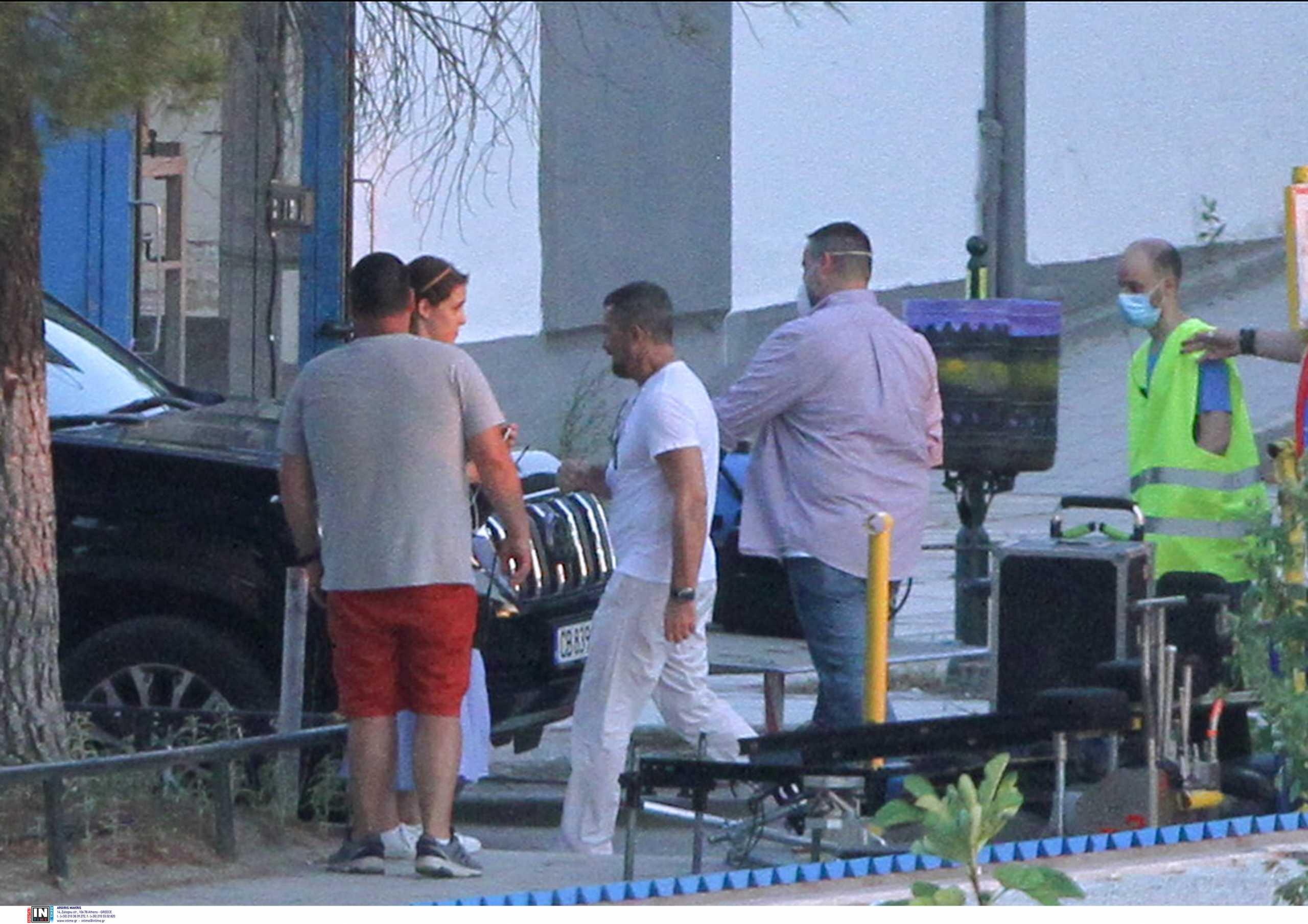 Αντόνιο Μπαντέρας: Μέσα στα πρώτα γυρίσματα της ταινίας «The Enforcer» στη Θεσσαλονίκη