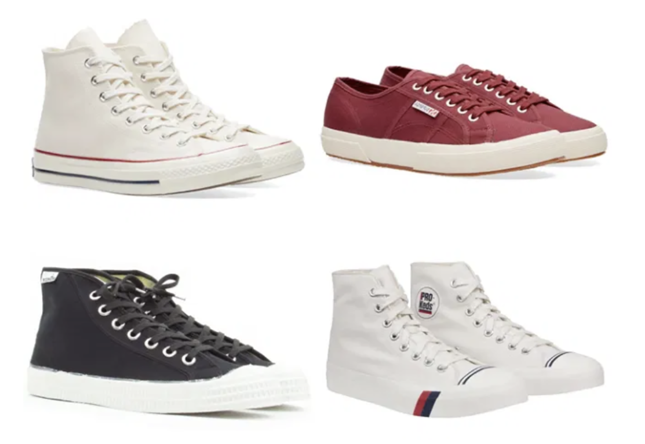 Τα 6 sneakers που δεν θα είναι ποτέ εκτός μόδας