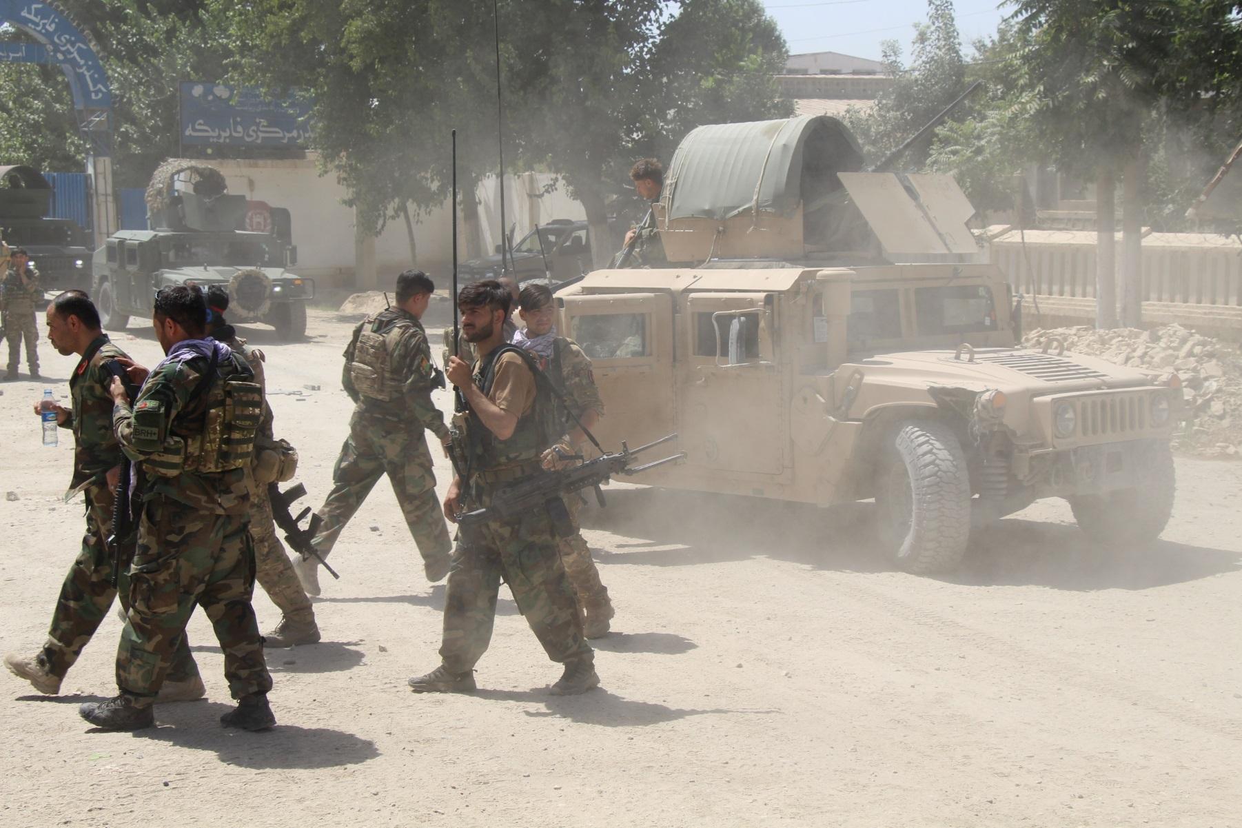 Ασταμάτητοι οι Ταλιμπάν: Πέτυχαν νίκη στρατηγικής σημασίας στο Αφγανιστάν