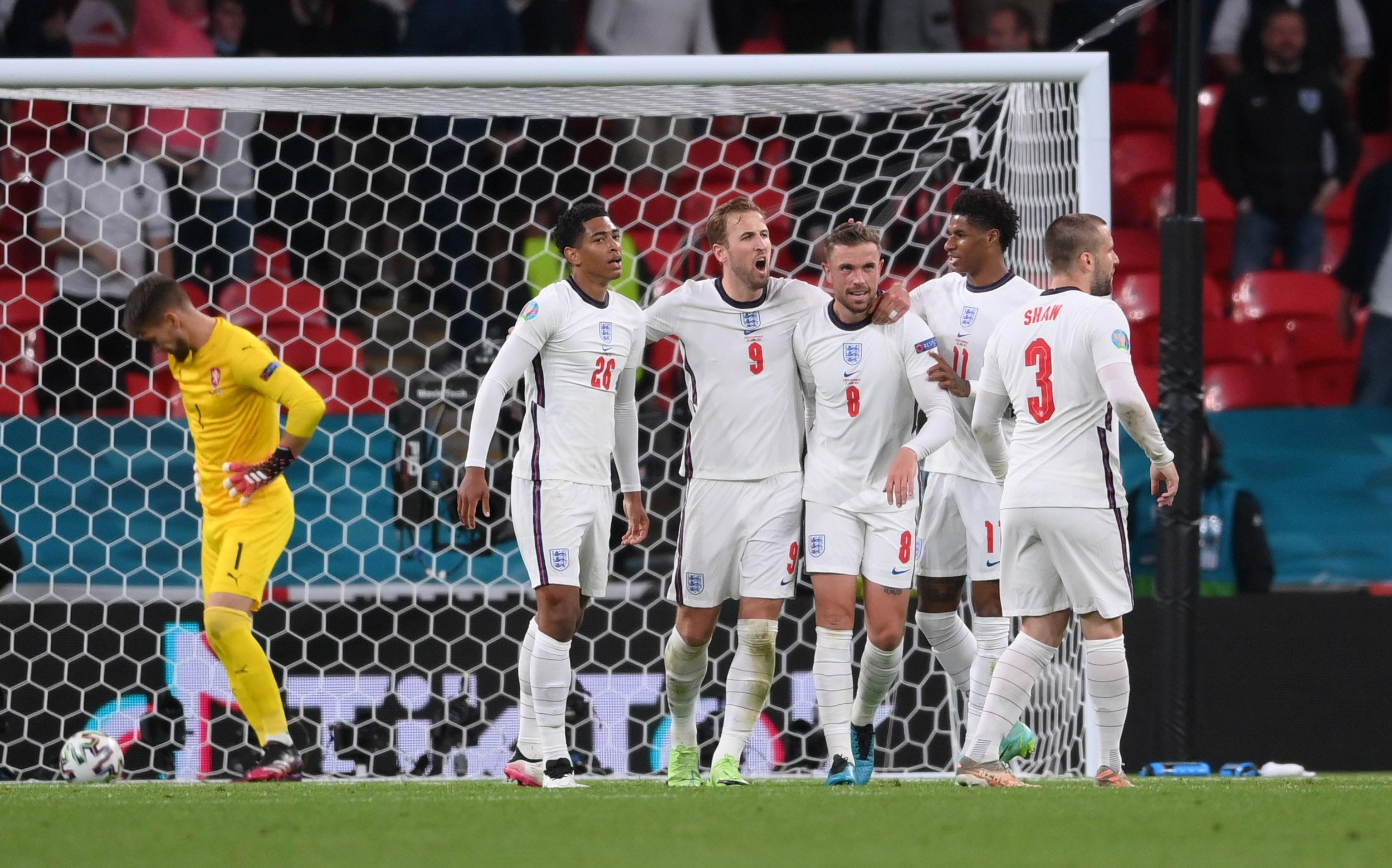 Euro 2020: Η τελική βαθμολογία του 4ου ομίλου – Μένει στο «Γουέμπλεϊ» η Αγγλία για τους «16»