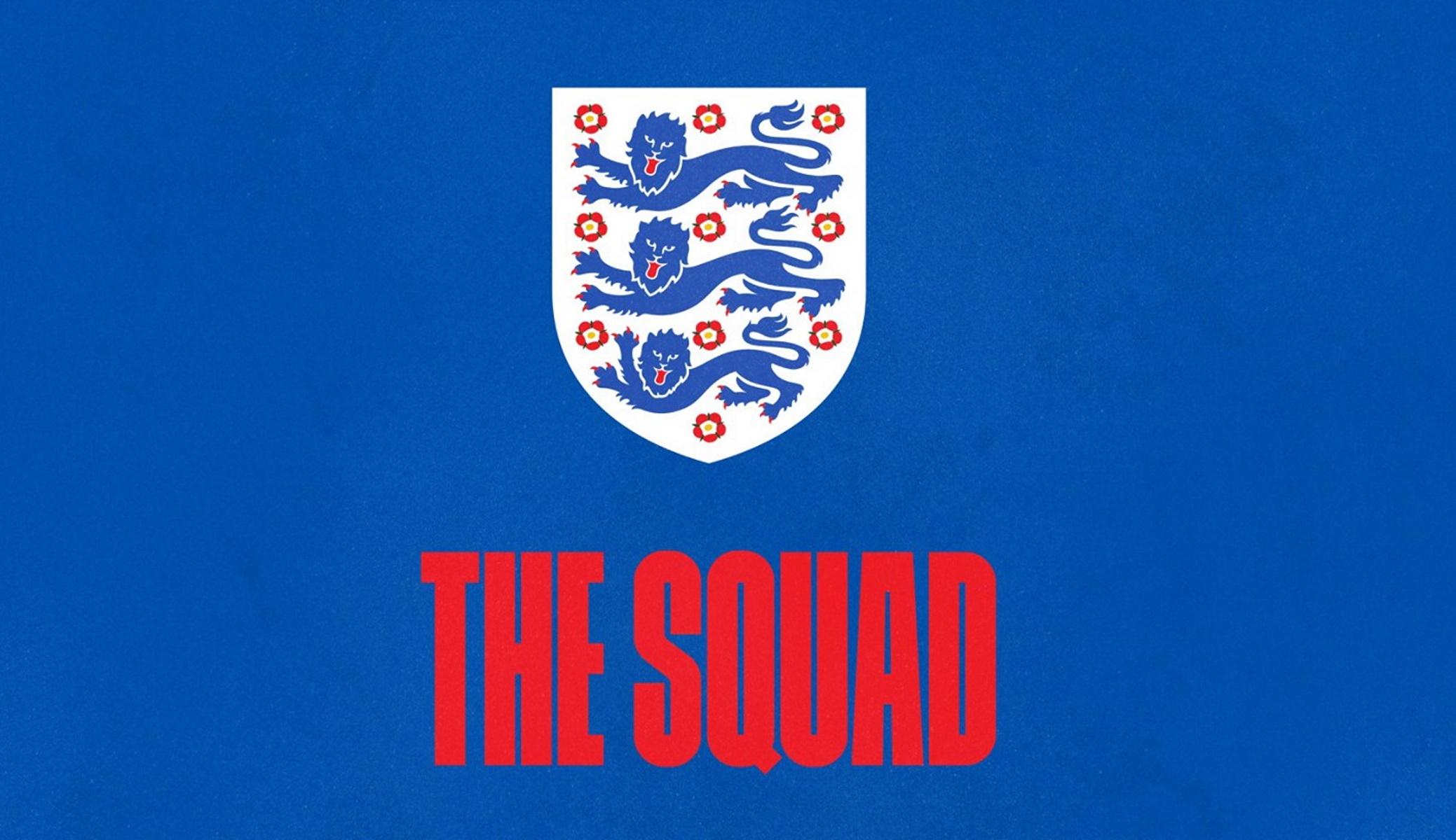 Η αποστολή της Αγγλίας για το Euro 2020