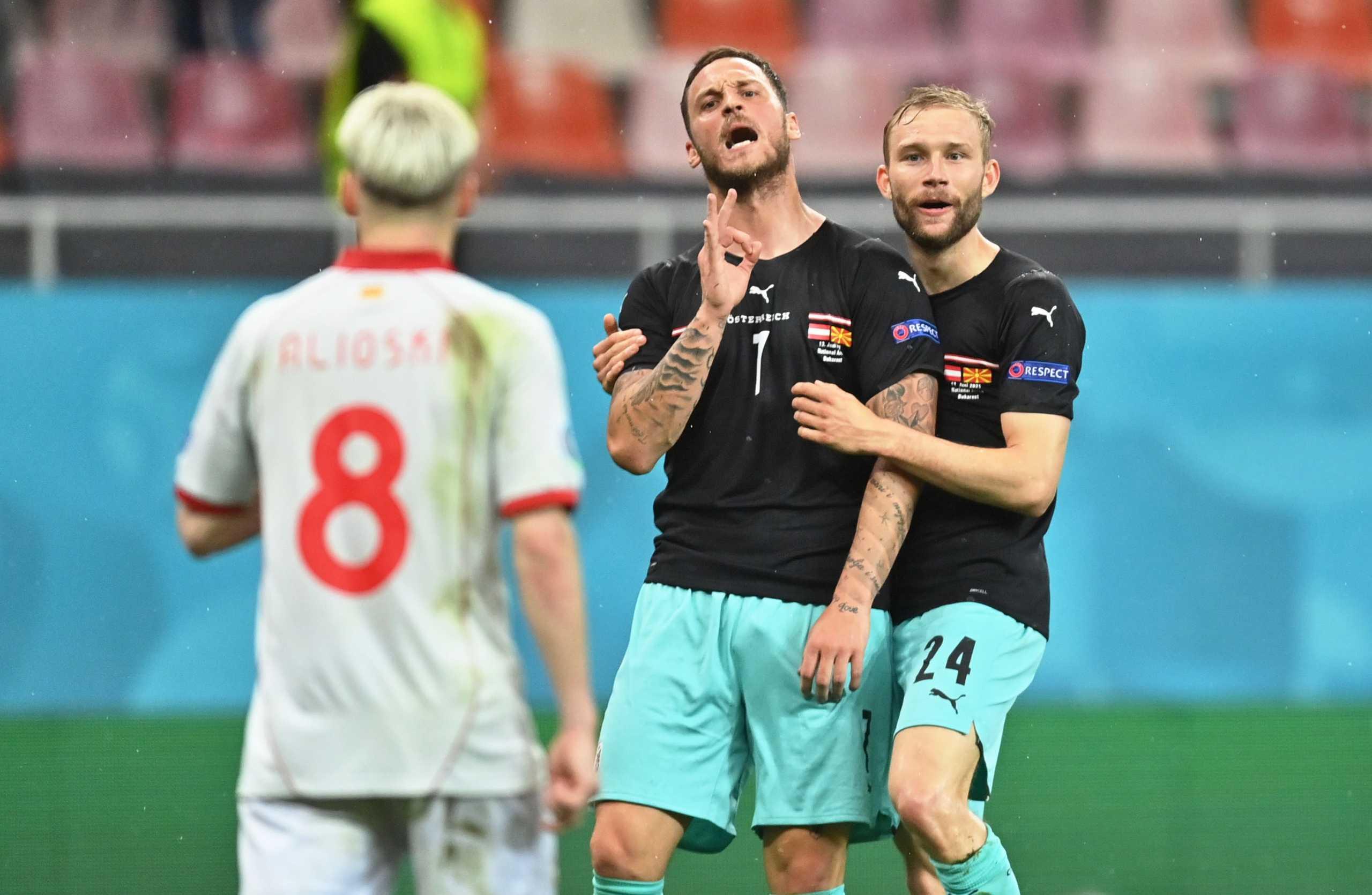 Ο Αρναούτοβιτς απολογήθηκε για τη χυδαία του συμπεριφορά: «Δεν είμαι ρατσιστής»