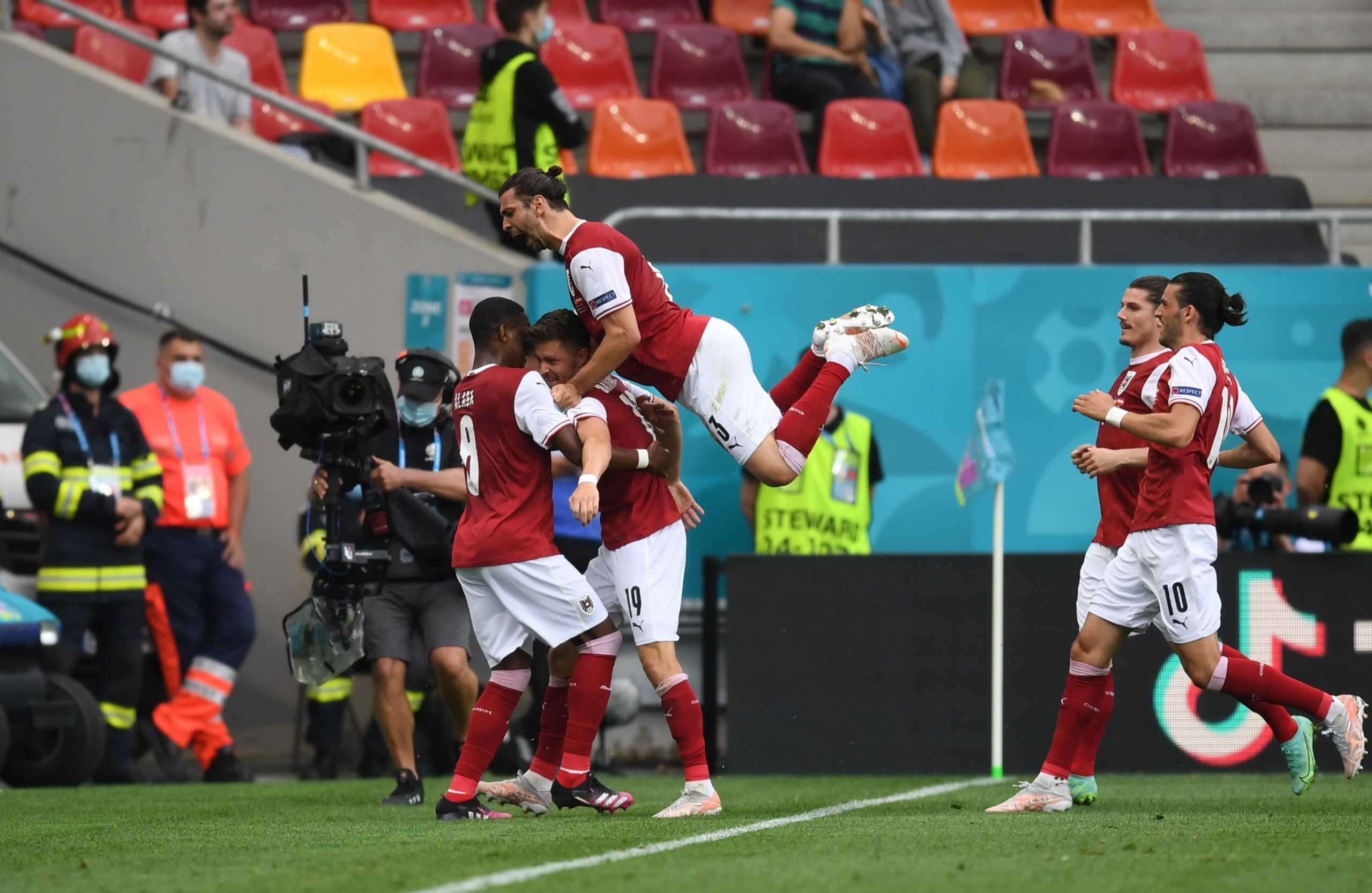 Euro 2020: Β. Μακεδονία – Ολλανδία 3-0 και Ουκρανία – Αυστρία 0-1 ΤΕΛΙΚΑ!