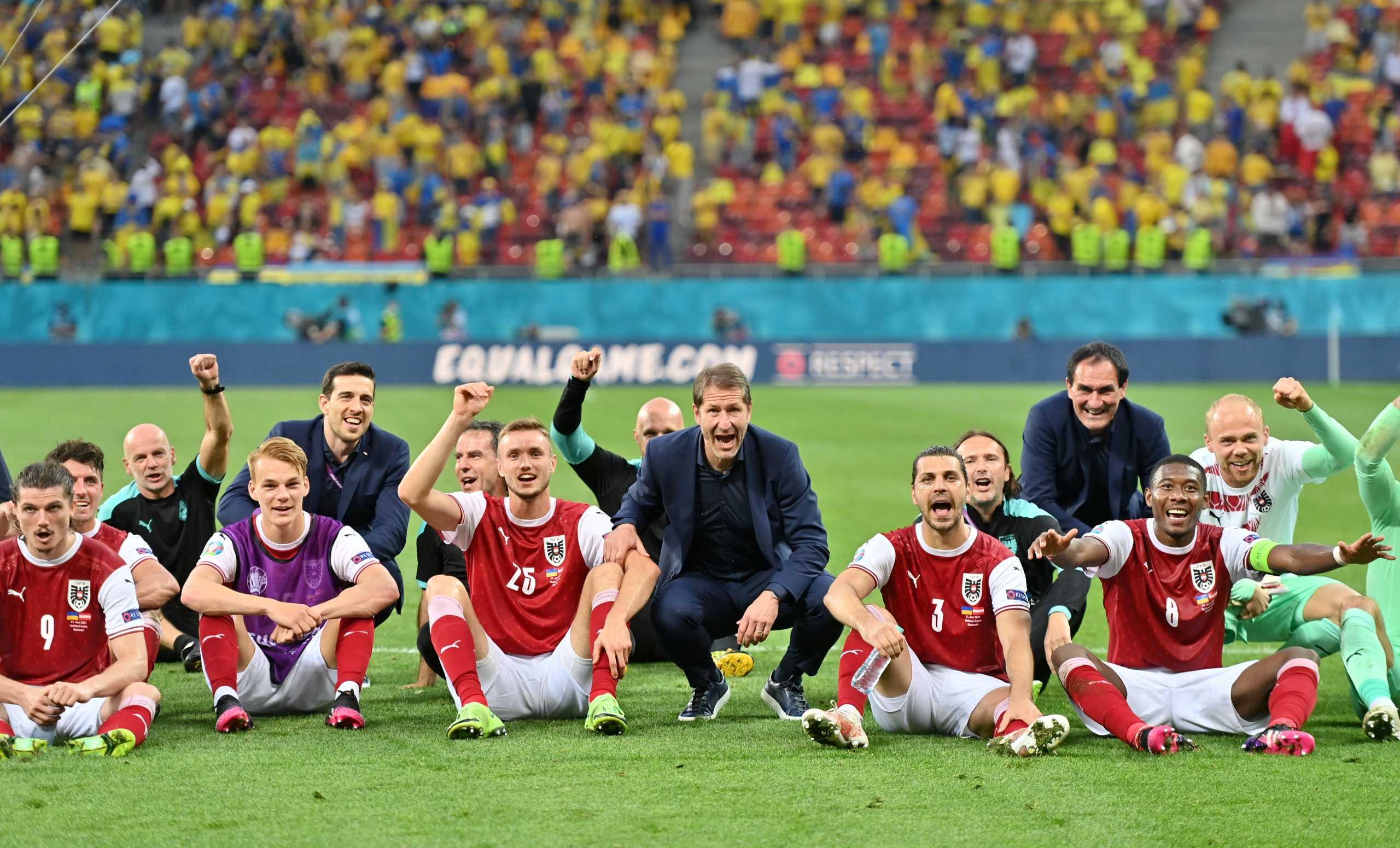 Euro 2020: Αυτή είναι η τελική βαθμολογία του 3ου ομίλου