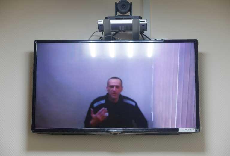 Αλεξέι Ναβάλνι: Σε «καλύτερη κατάσταση» ο φυλακισμένος επικριτής του Ρώσου προέδρου
