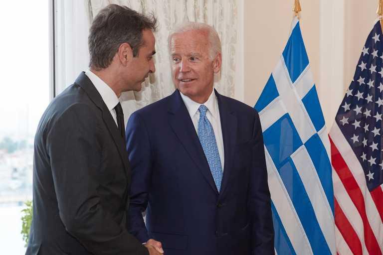 Πάιατ: Μπάιντεν και Μητσοτάκης θα συνεργαστούν για βιώσιμη οικονομική ανάκαμψη