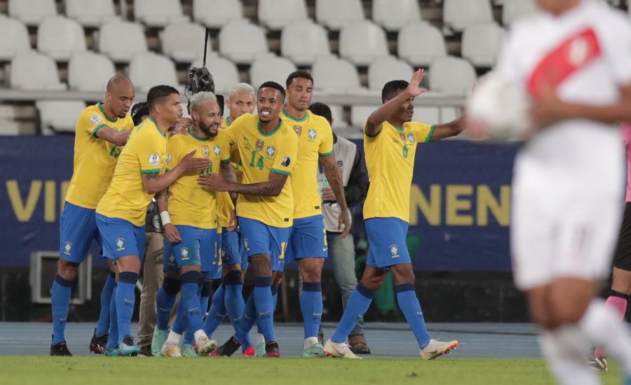 Copa America: Η Βραζιλία «σκόρπισε» το Περού