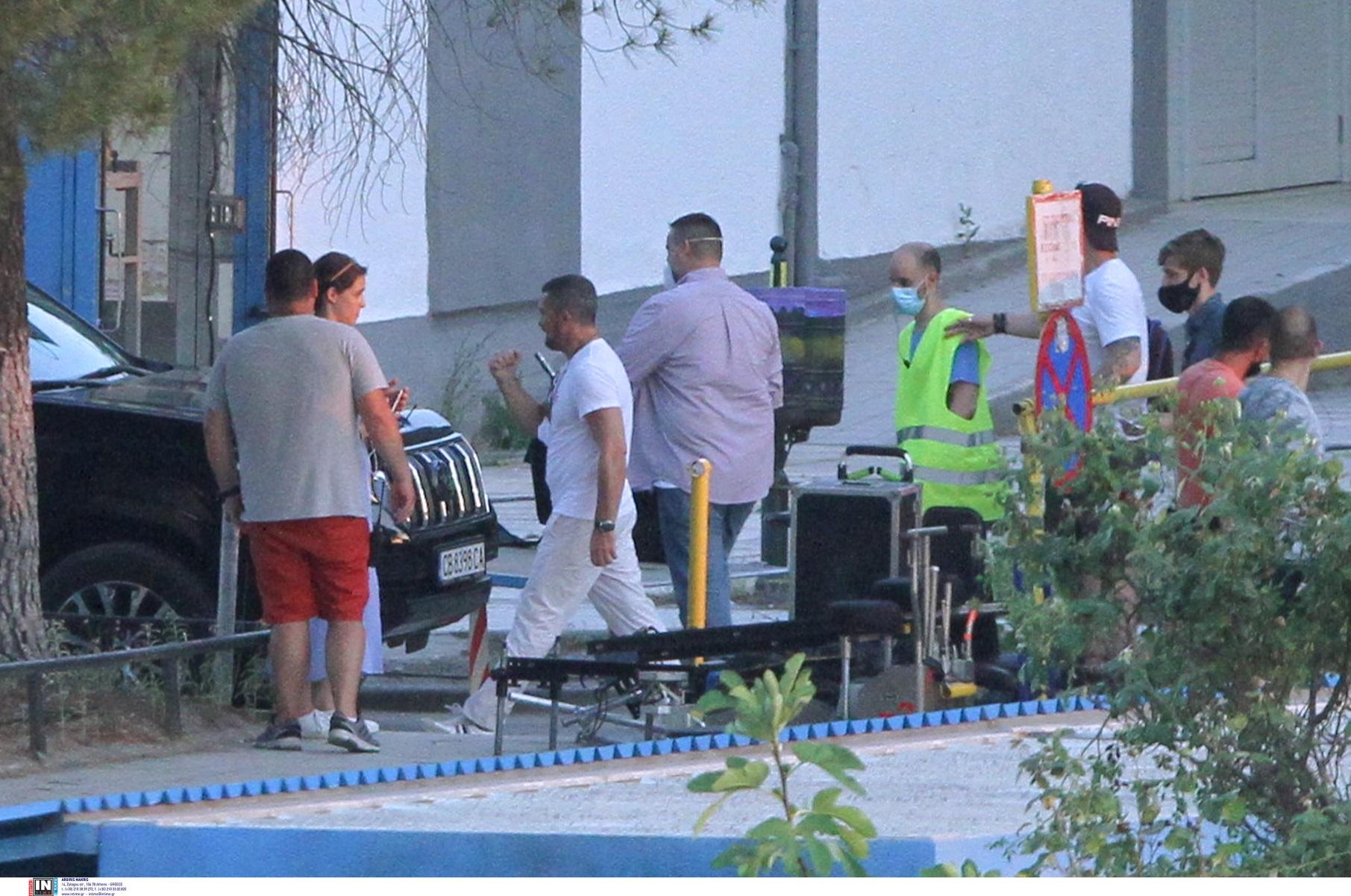 «The Enforcer» – Μπαντέρας: Βραδινή καταδίωξη στον περιφερειακό της Θεσσαλονίκης