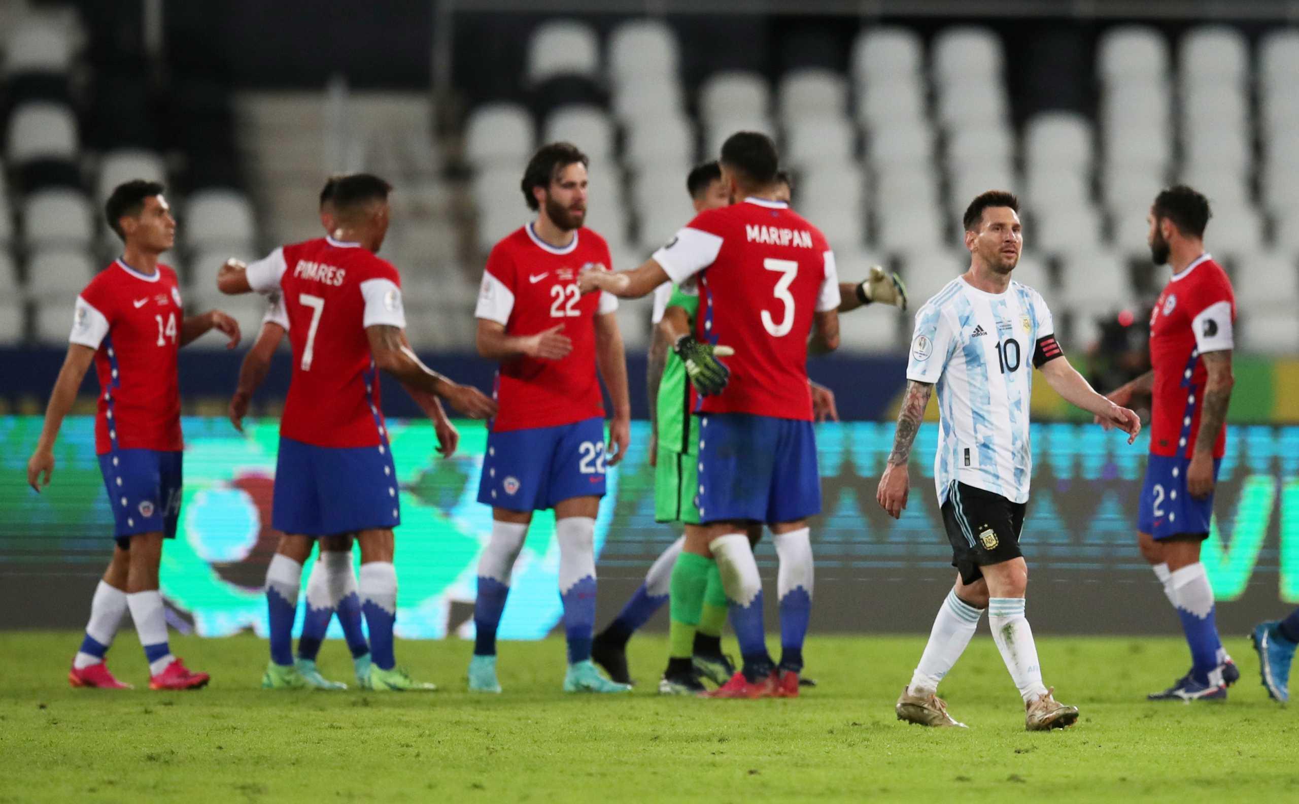 Copa America: Ξεκίνησε με «γκέλα» παρά την γκολάρα Μέσι η Αργεντινή – Νίκη για την Παραγουάη