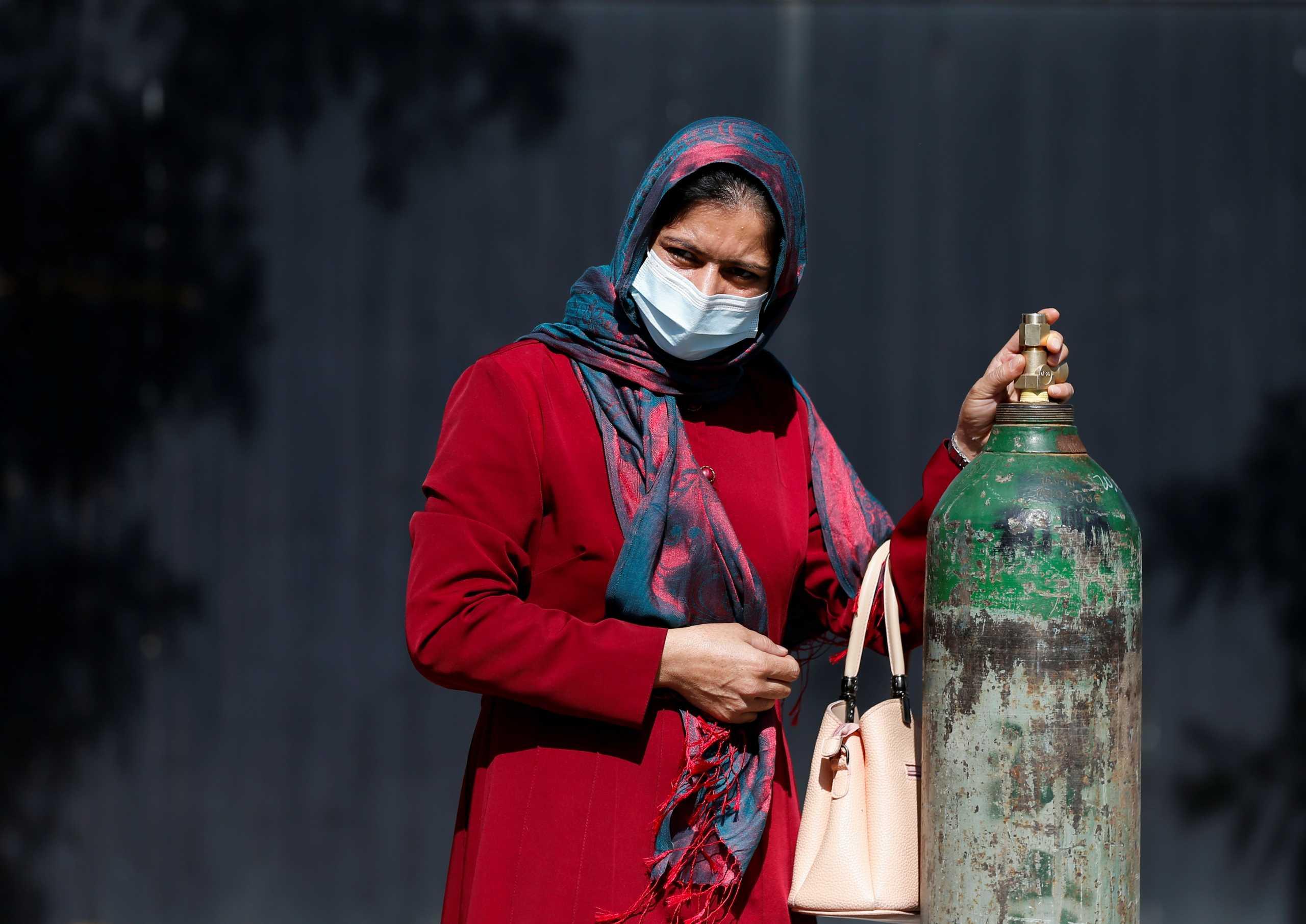 Κορονοϊός – Αφγανιστάν: 24 φορές πάνω τα κρούσματα τον τελευταίο μήνα