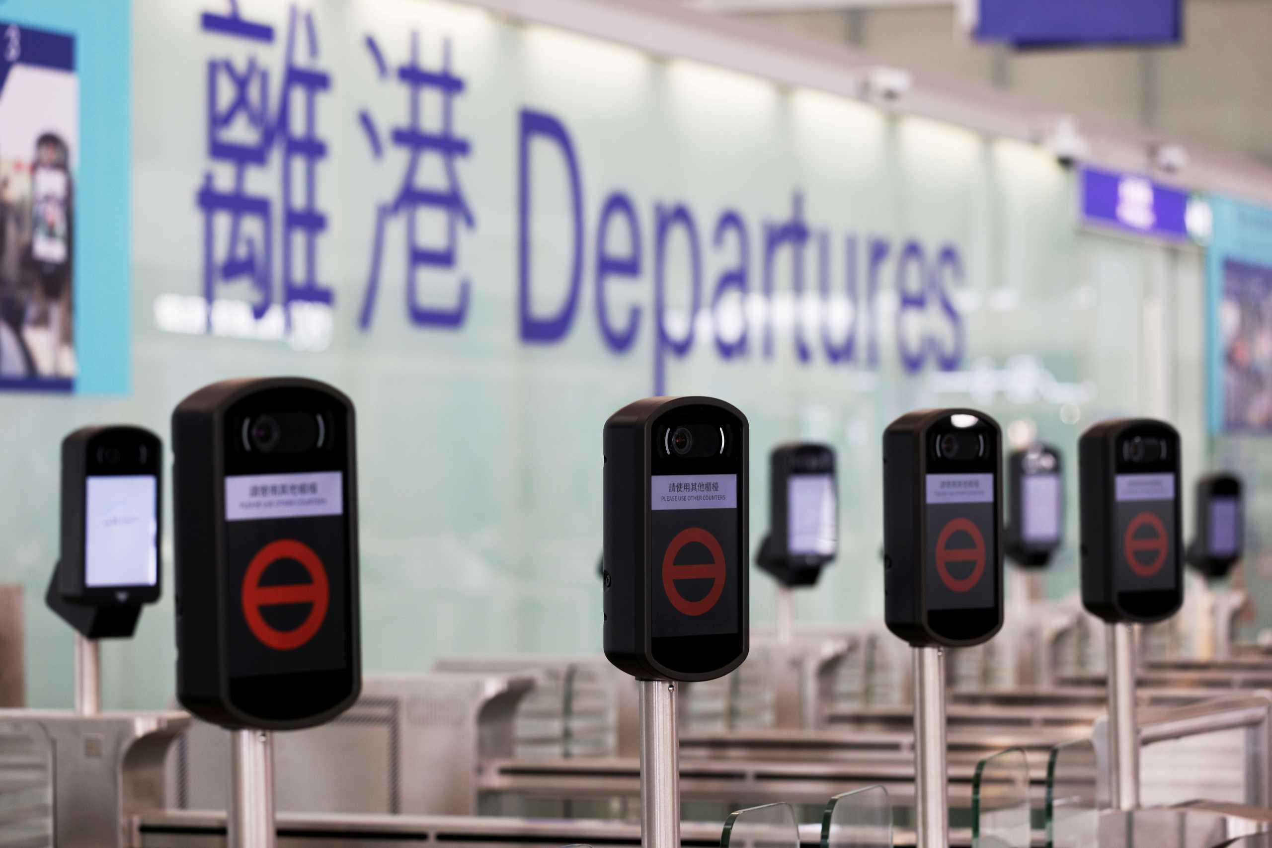 Χονγκ Κονγκ: Μπλόκο στις πτήσεις από Ηνωμένο Βασίλειο λόγω μετάλλαξης Δέλτα