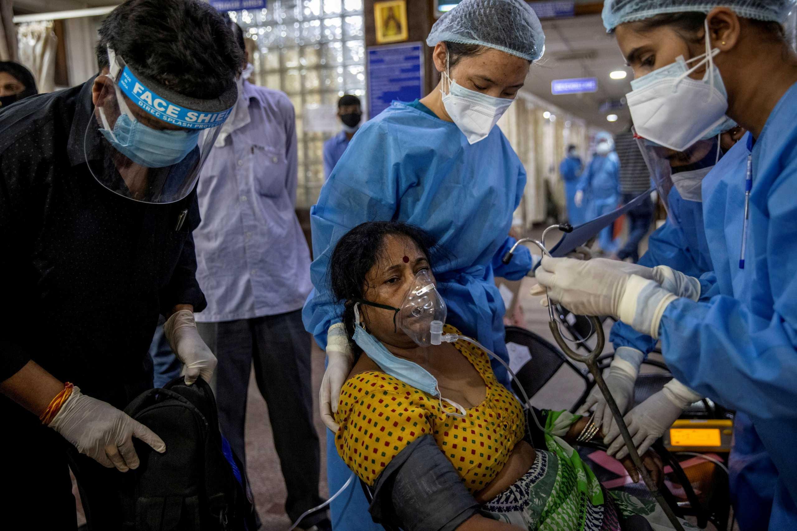 Ινδία: Κάτω από 60.000 τα κρούσματα μετά από 3 μήνες