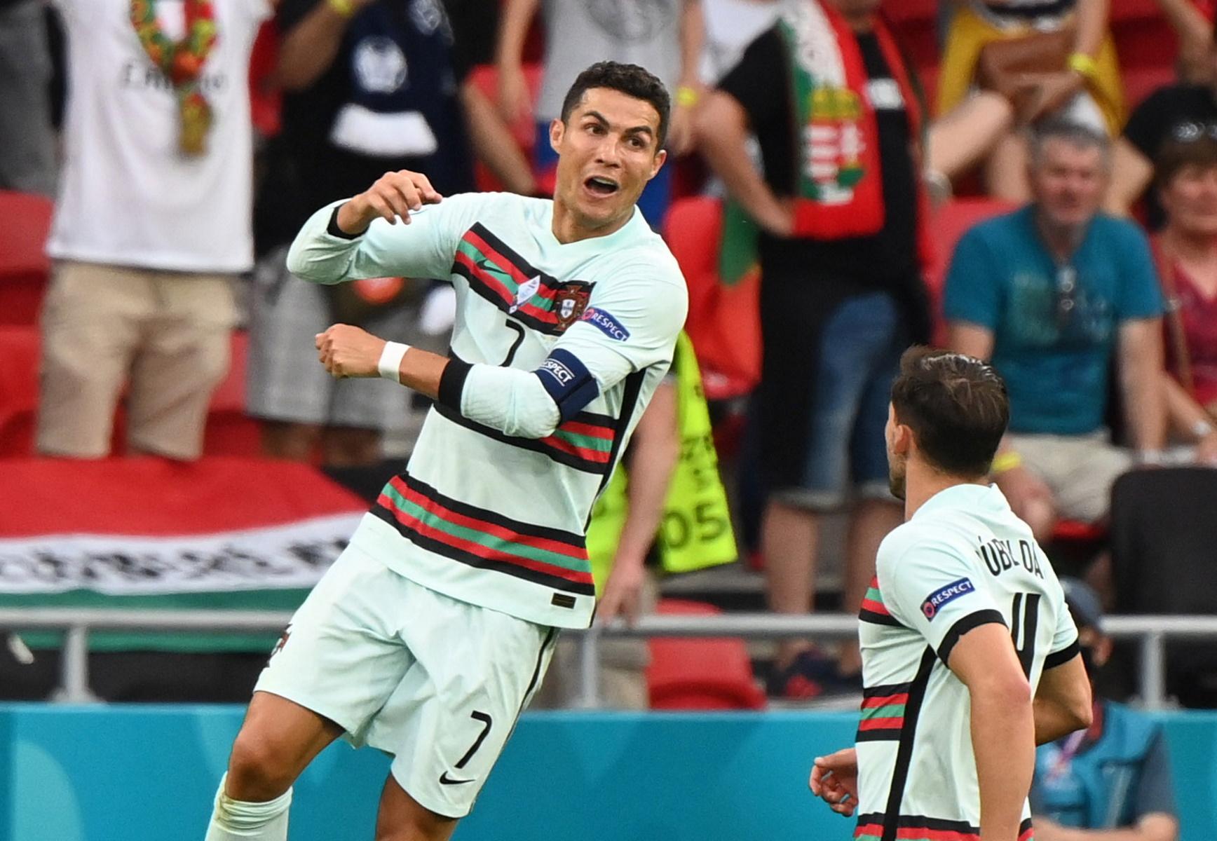 Κριστιάνο Ρονάλντο: Το νέο του ρεκόρ σε Euro – Ξεπέρασε τον Σεφτσένκο