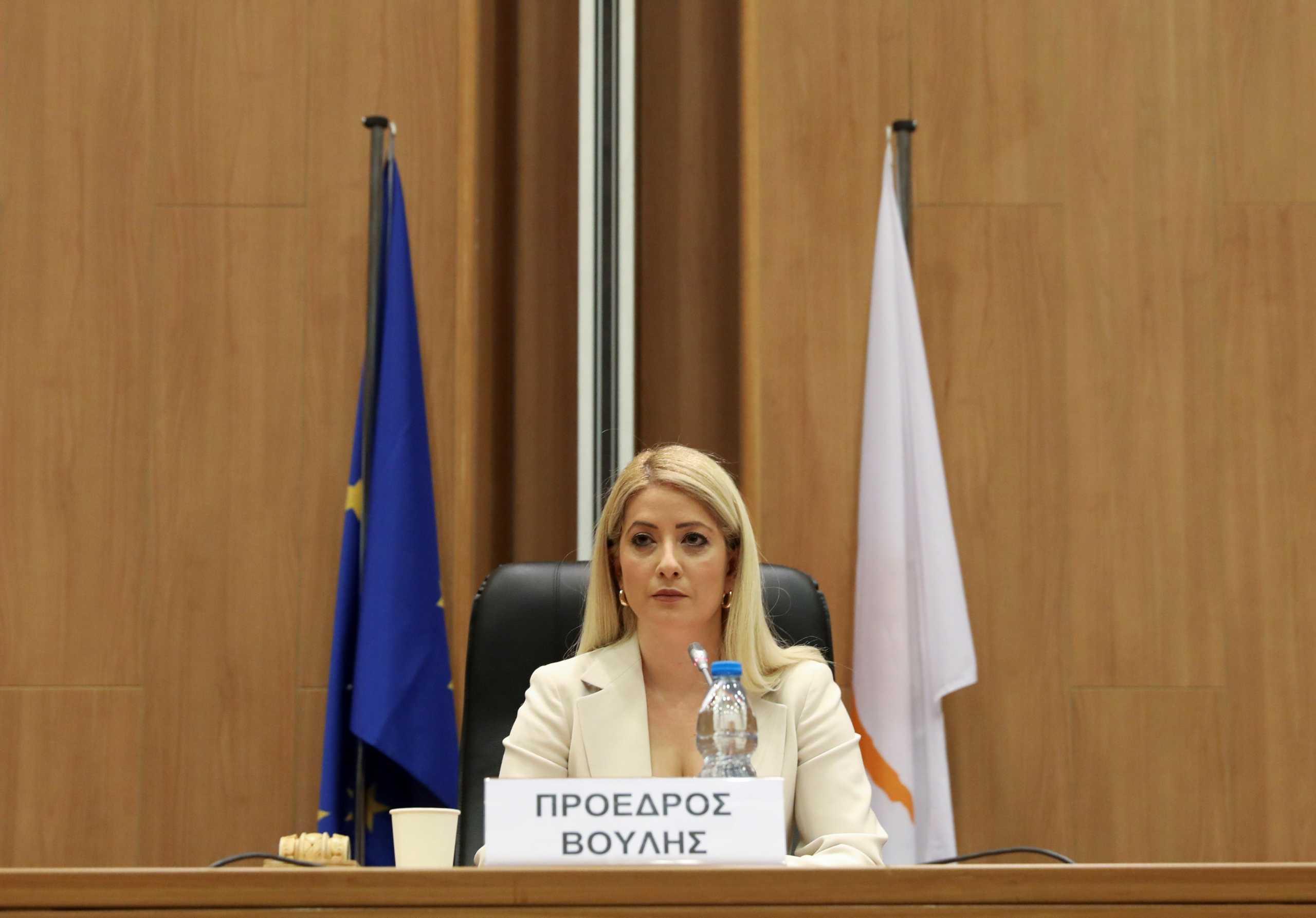 Κύπρος: Η Αννίτα Δημητρίου νέα Πρόεδρος της Βουλής – Για πρώτη φορά γυναίκα σε αυτό το αξίωμα