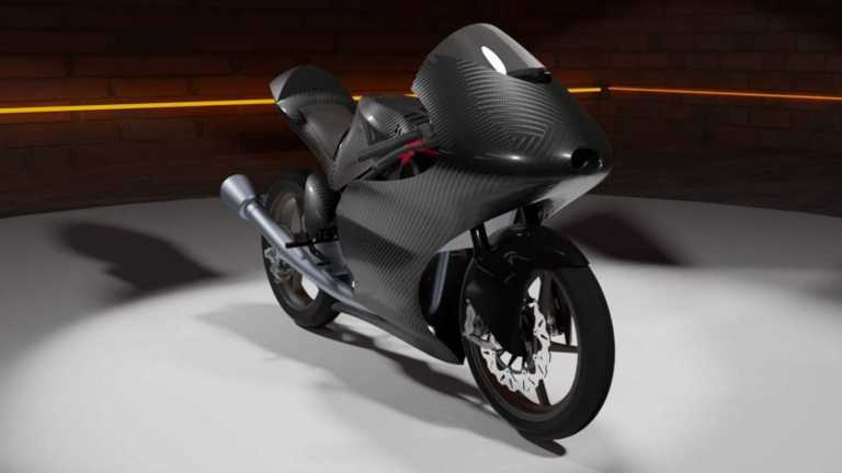 MotoStudent: Ετοιμάζεται να ξαμοληθεί ο «Κέρβερος» της TyΦoon Motoracing (pics)