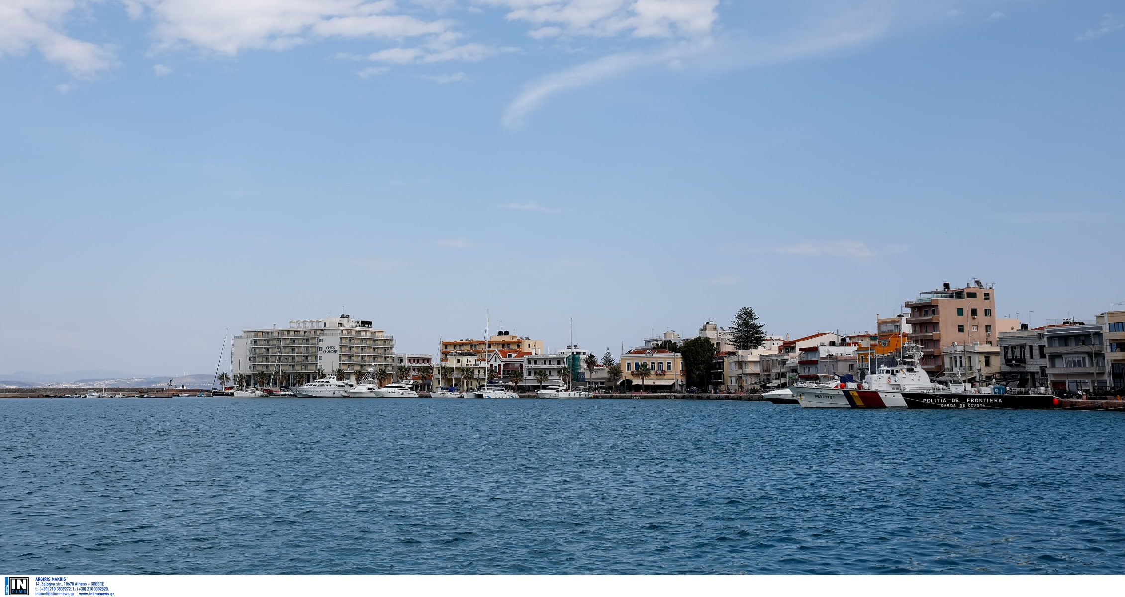 Χίος: Υπογράφηκε σύμβαση για την επισκευή του κτιρίου όπου λειτουργεί το Πρωτοδικείο