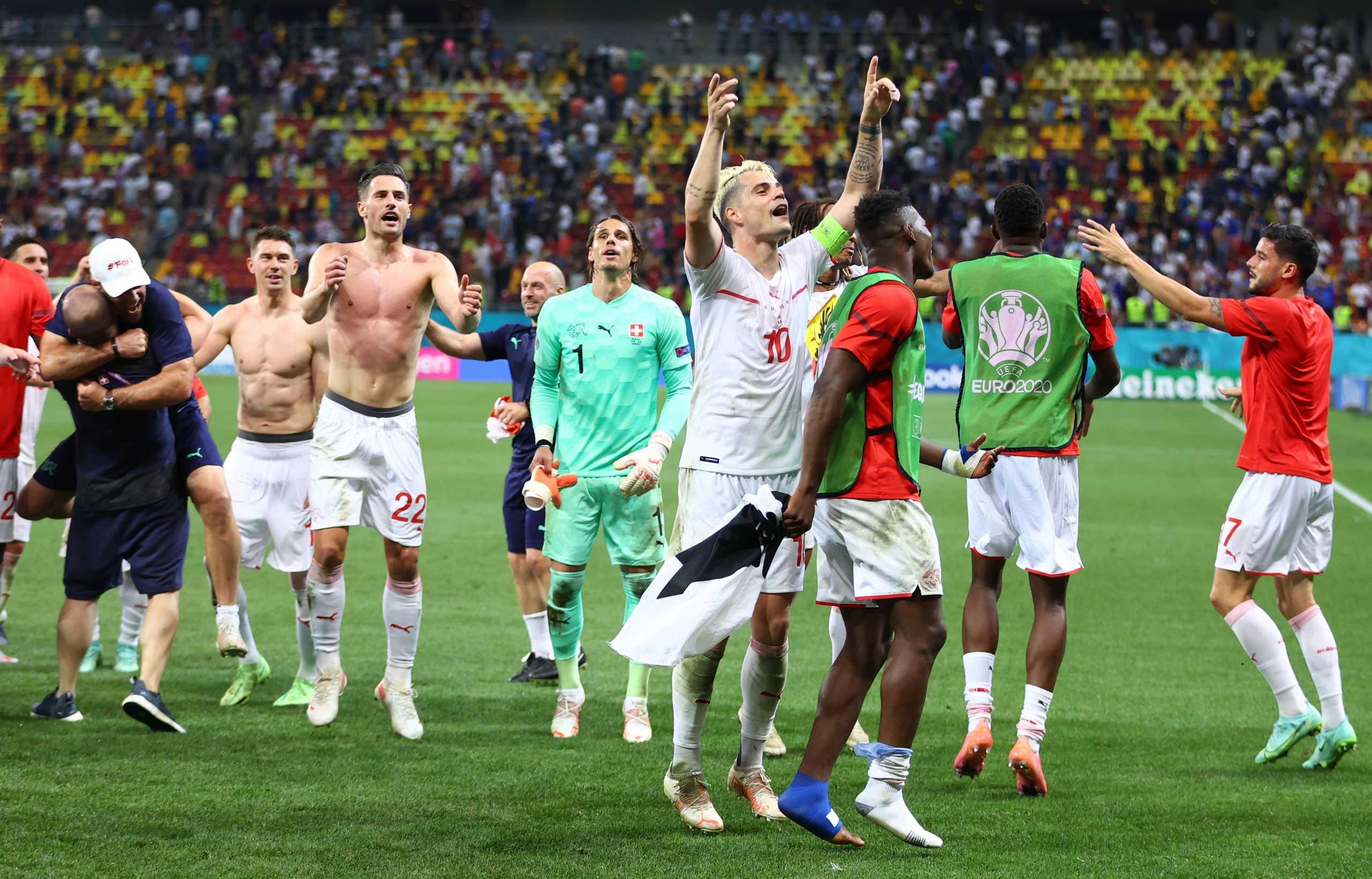 Euro 2020, Γαλλία – Ελβετία: Τα highlights μιας τεράστιας έκπληξης