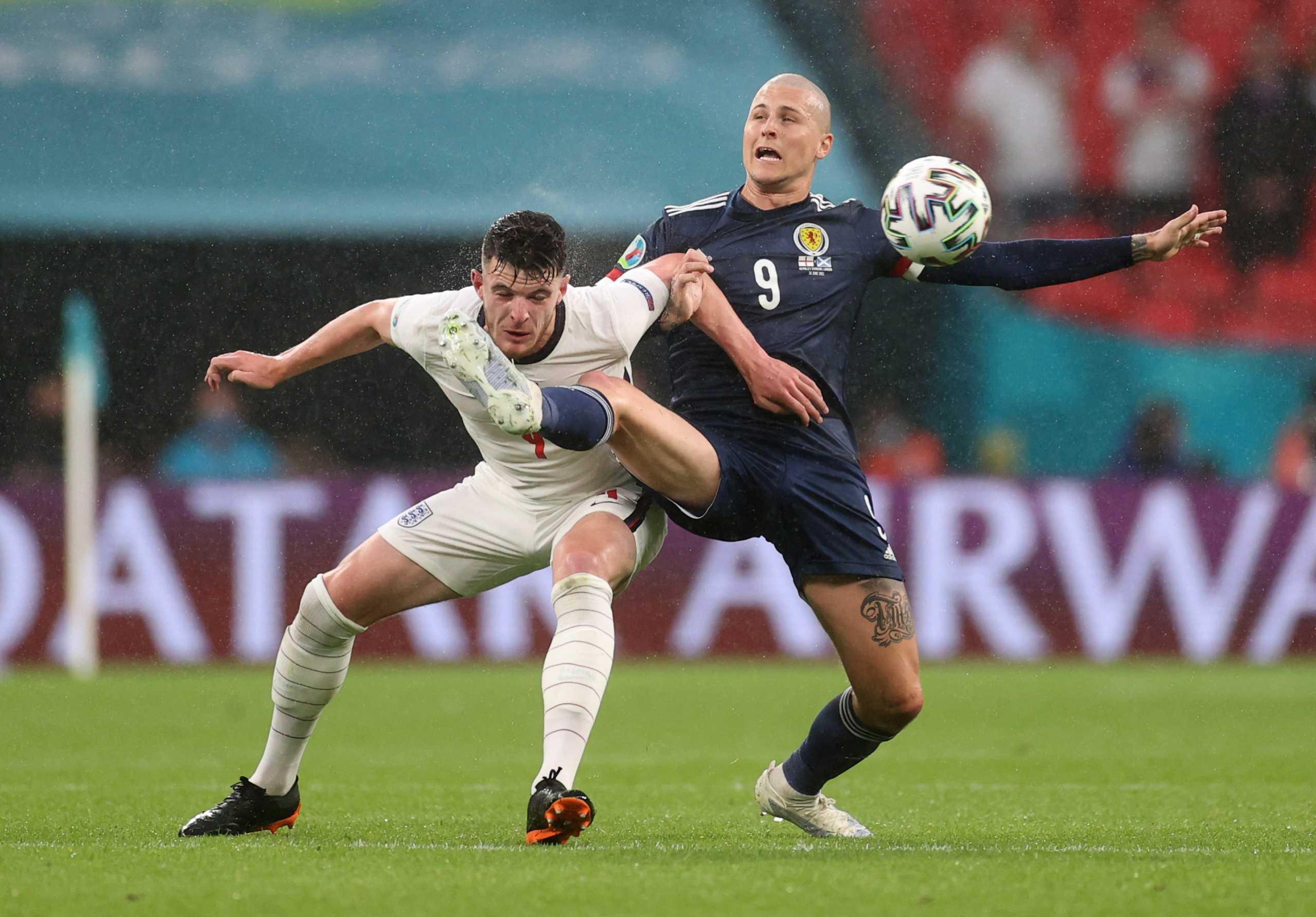Αγγλία – Σκωτία 0-0 ΤΕΛΙΚΟ!