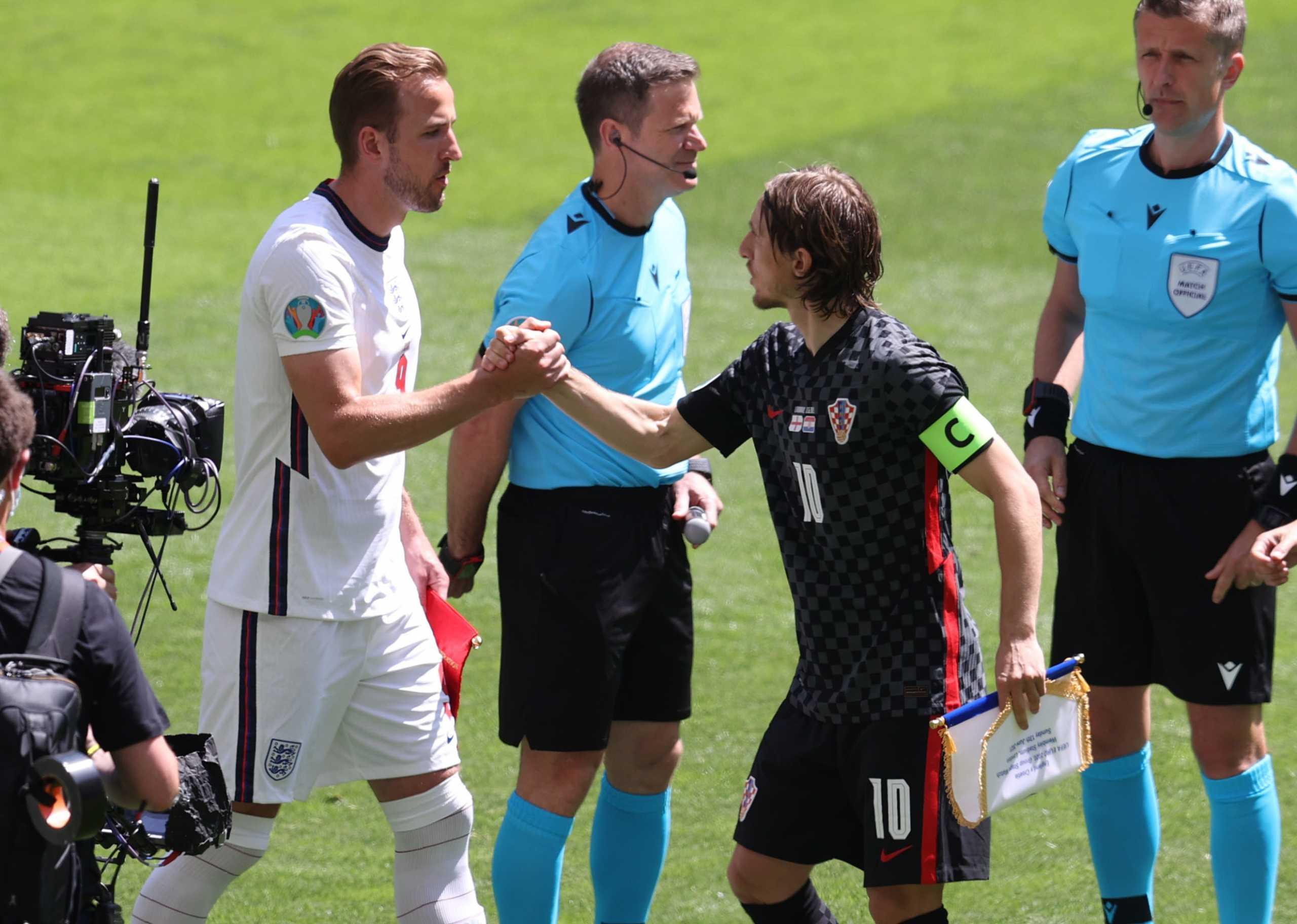 Αγγλία – Κροατία 1-0 ΤΕΛΙΚΟ