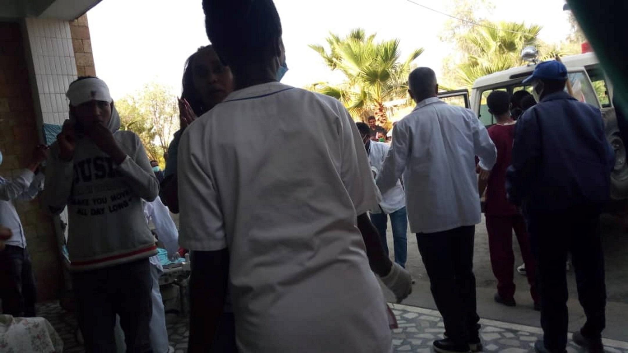 Συναγερμός στην Αιθιοπία: Οι δυνάμεις του Τιγκράι κατέλαβαν την πόλη Σίρε