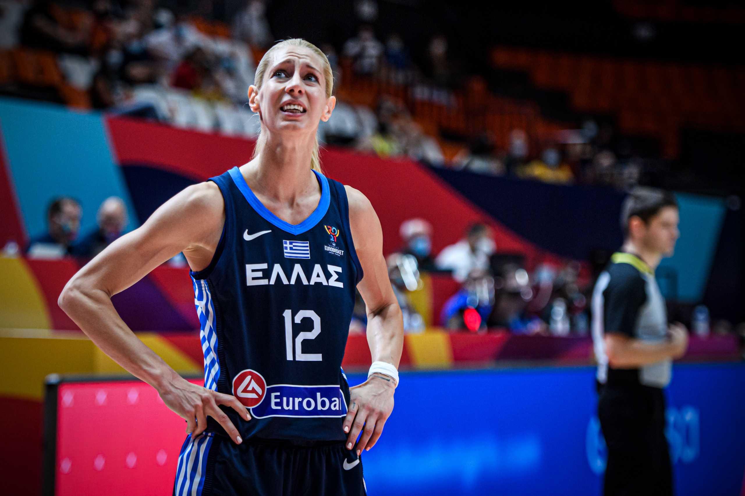 Ήττα από την Ιταλία και αποκλεισμός για την Εθνική γυναικών από το Eurobasket
