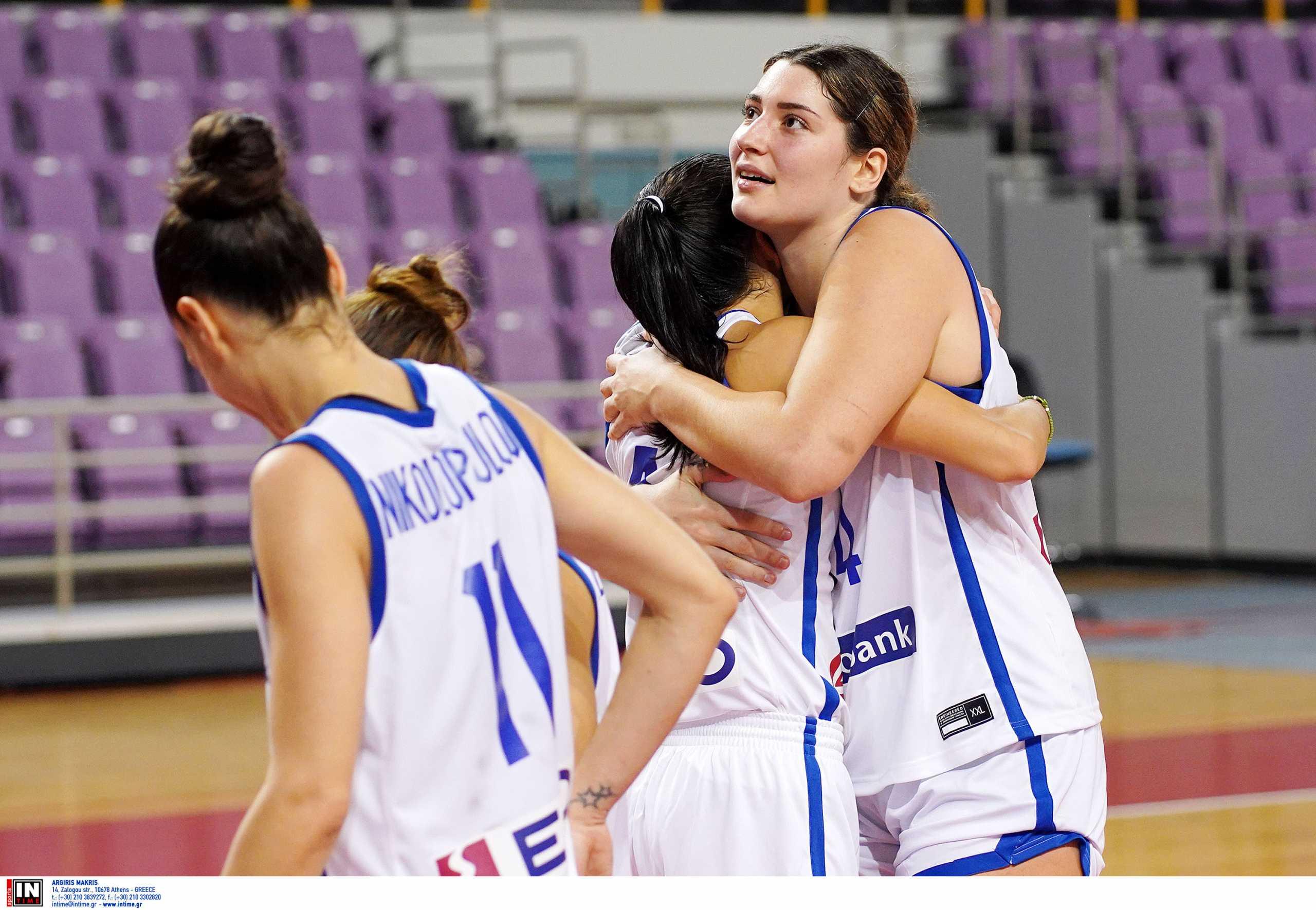 Συντριβή για την Εθνική γυναικών από τη Σερβία στο Eurobasket