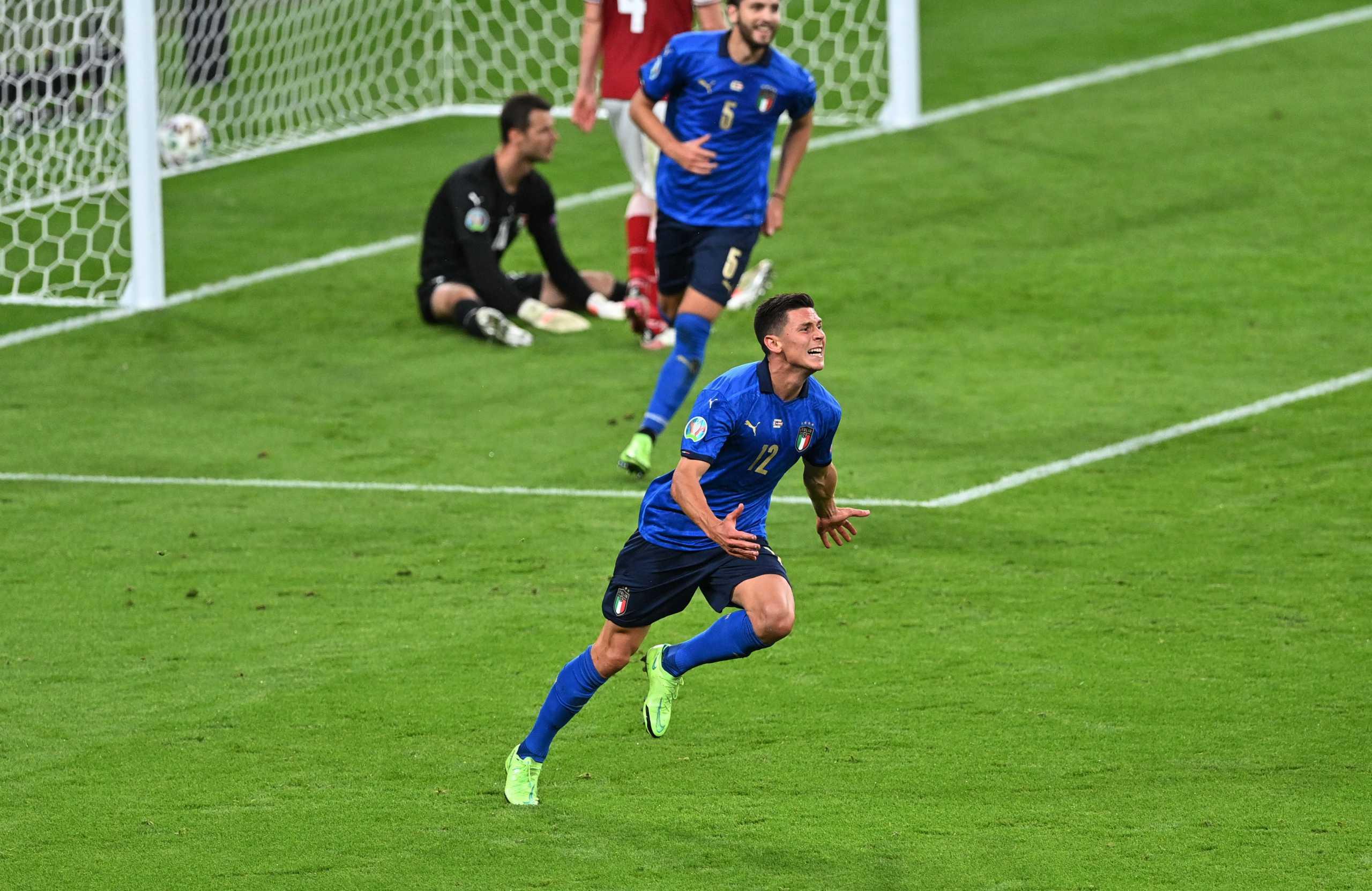 Euro 2020, Ιταλία – Αυστρία 0-0 (2-1 παρ.): Στους «8» παρά τα «ζόρια» η «σκουάντρα ατζούρα»