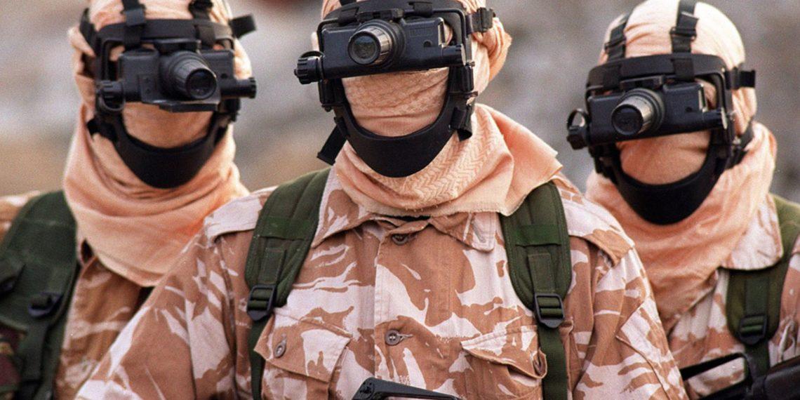 """SAS: Γκάφα ολκής – Διέρρευσαν ταυτότητες των πιο """"μυστικών"""" πρακτόρων και στρατιωτών!"""