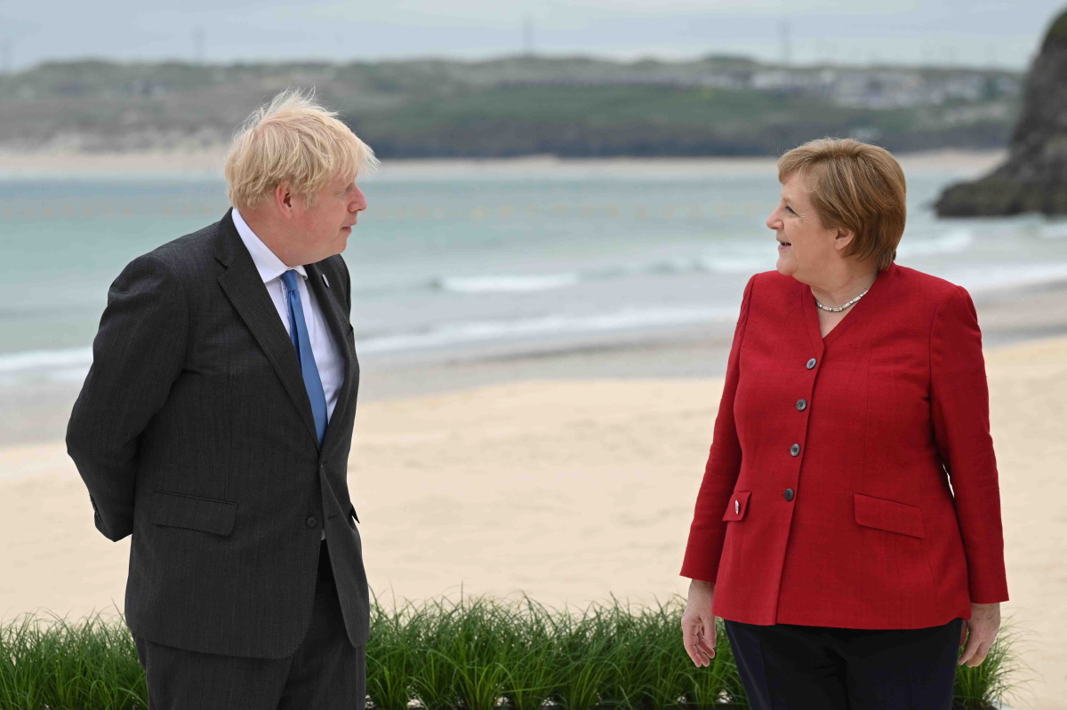 DW: To τελευταίο G7 της Μέρκελ