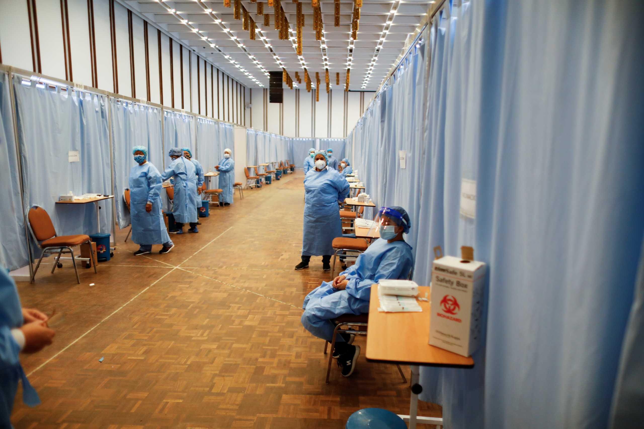 Κορονοϊός: Αυτές είναι οι πέντε χώρες που δεν έχουν ξεκινήσει την εκστρατεία εμβολιασμού