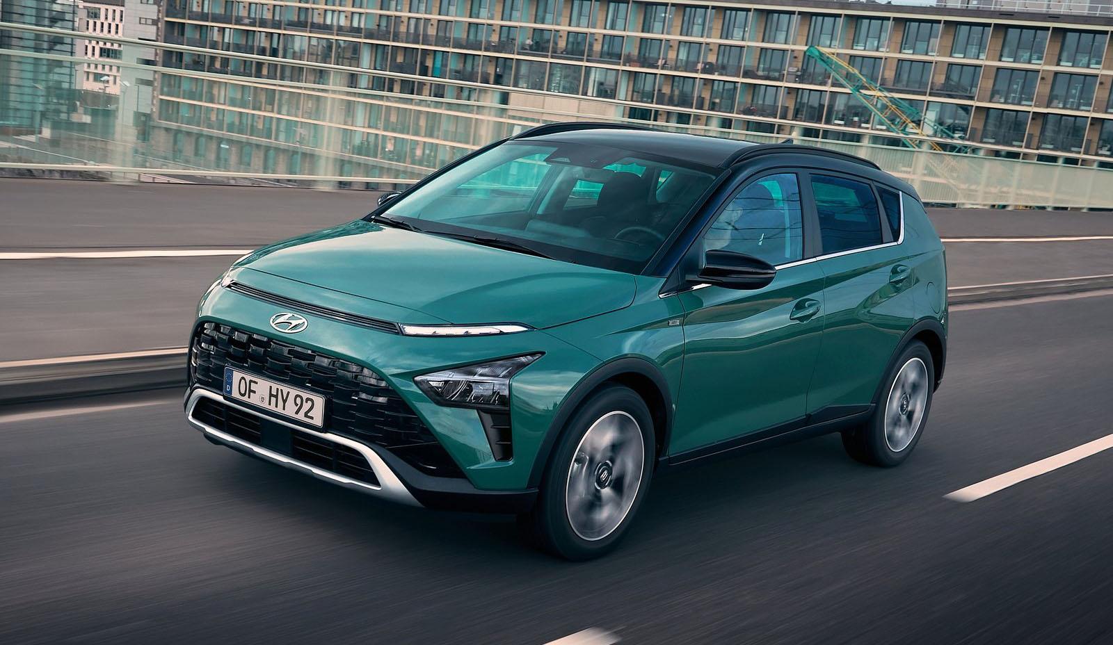 Hyundai Bayon: Με τιμή έκπληξη στην Ελλάδα το νέο μικρό SUV (video)