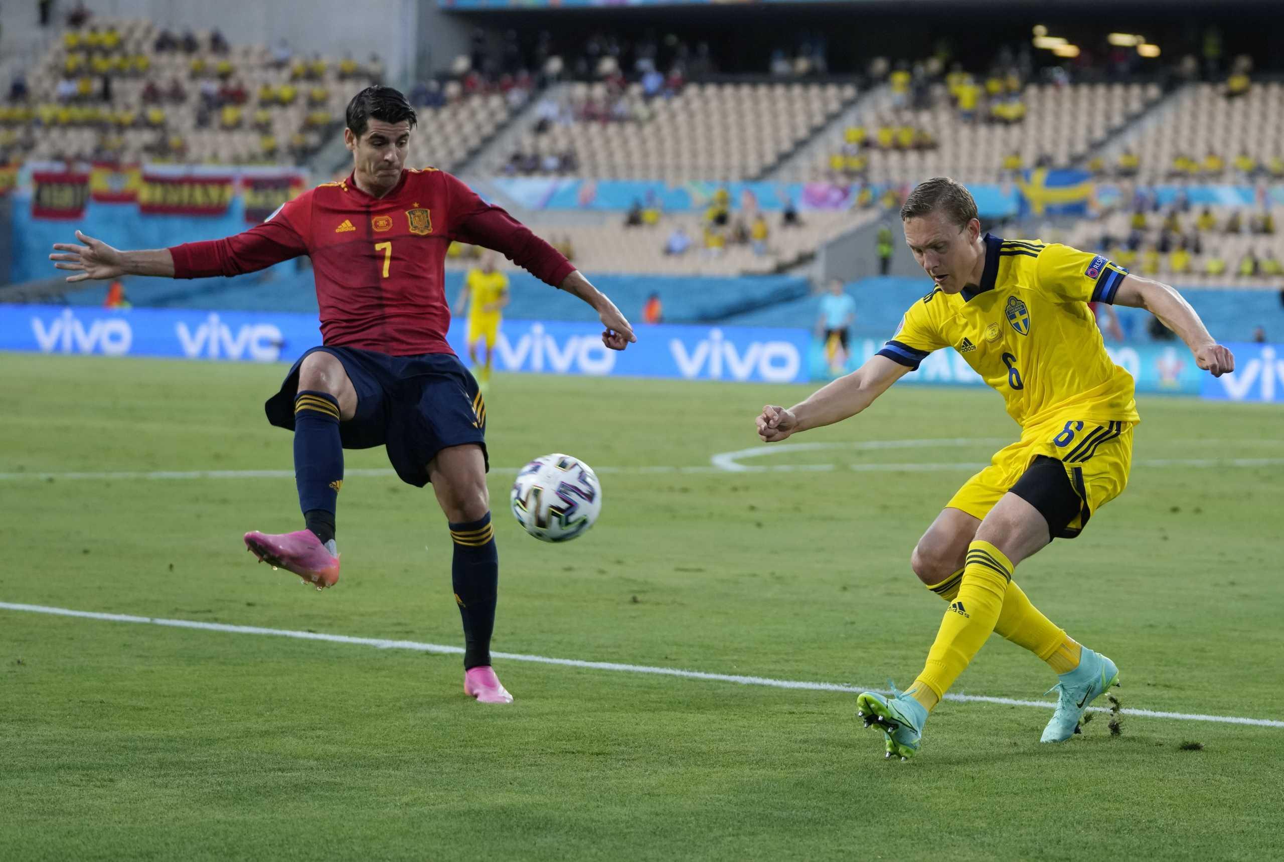 Ισπανία – Σουηδία 0-0 ΤΕΛΙΚΟ: «Γκέλα» στην πρεμιέρα για τους Ίβηρες