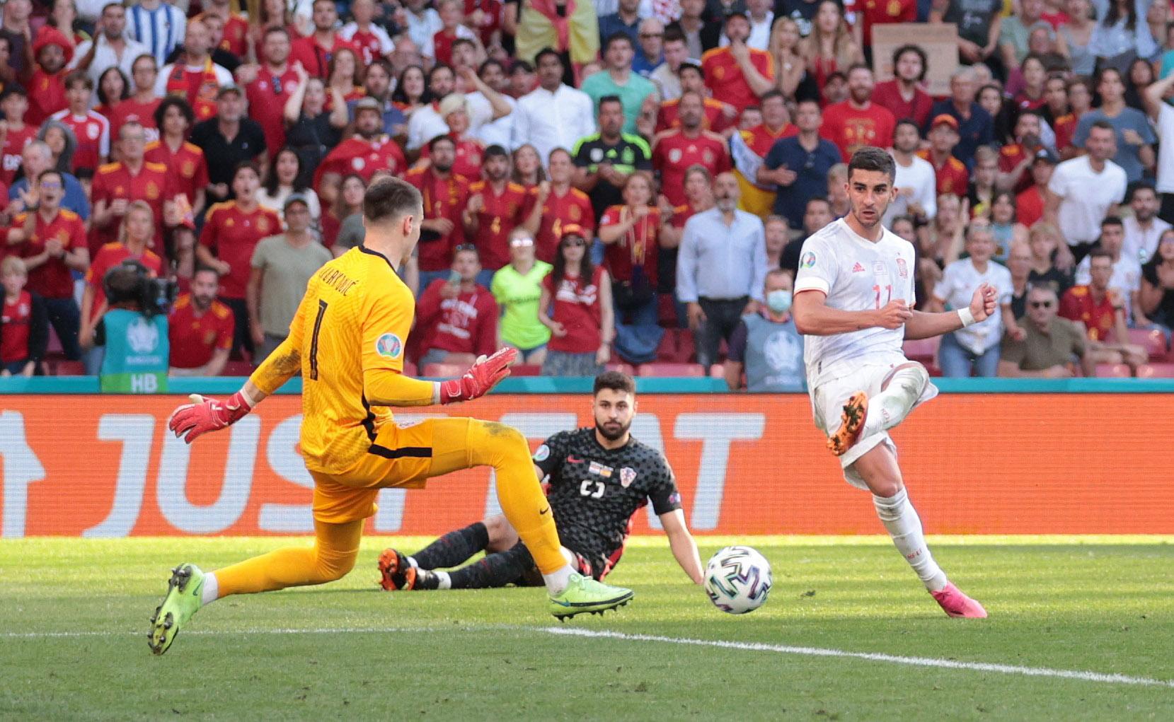 Euro 2020, Κροατία – Ισπανία: Τελευταία λεπτά με δυο γκολ και σασπένς