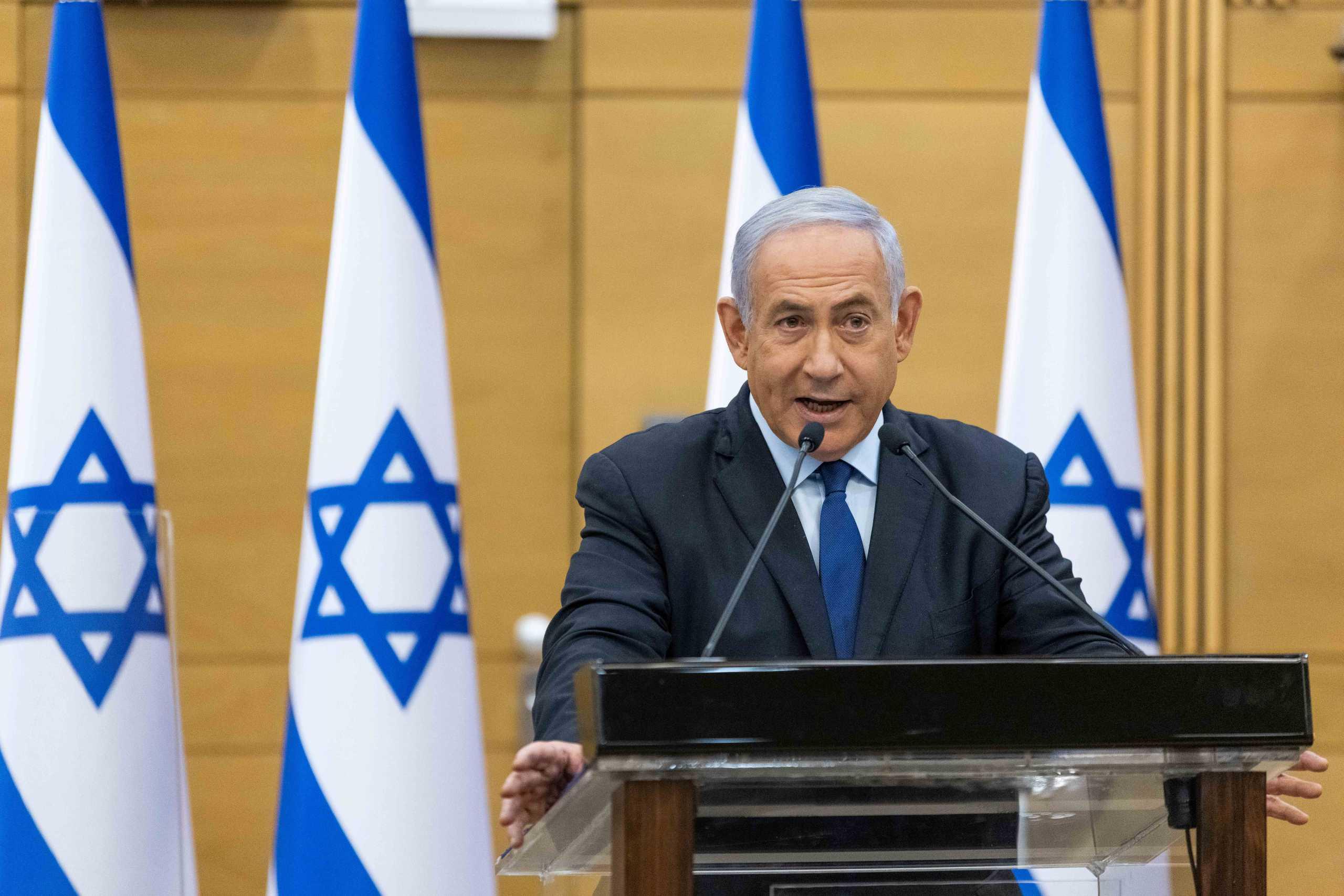 Ισραήλ: Μαραθώνιες διαπραγματεύσεις για τον σχηματισμό κυβέρνησης αλλαγής