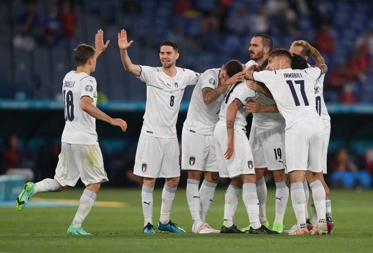 Euro 2020: Η Ιταλία πέτυχε την πιο ευρεία νίκη της ιστορίας σε πρεμιέρα