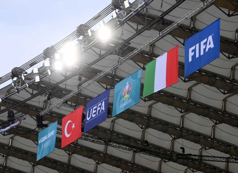 Ιταλία – Τουρκία LIVE για την πρεμιέρα του EURO 2020